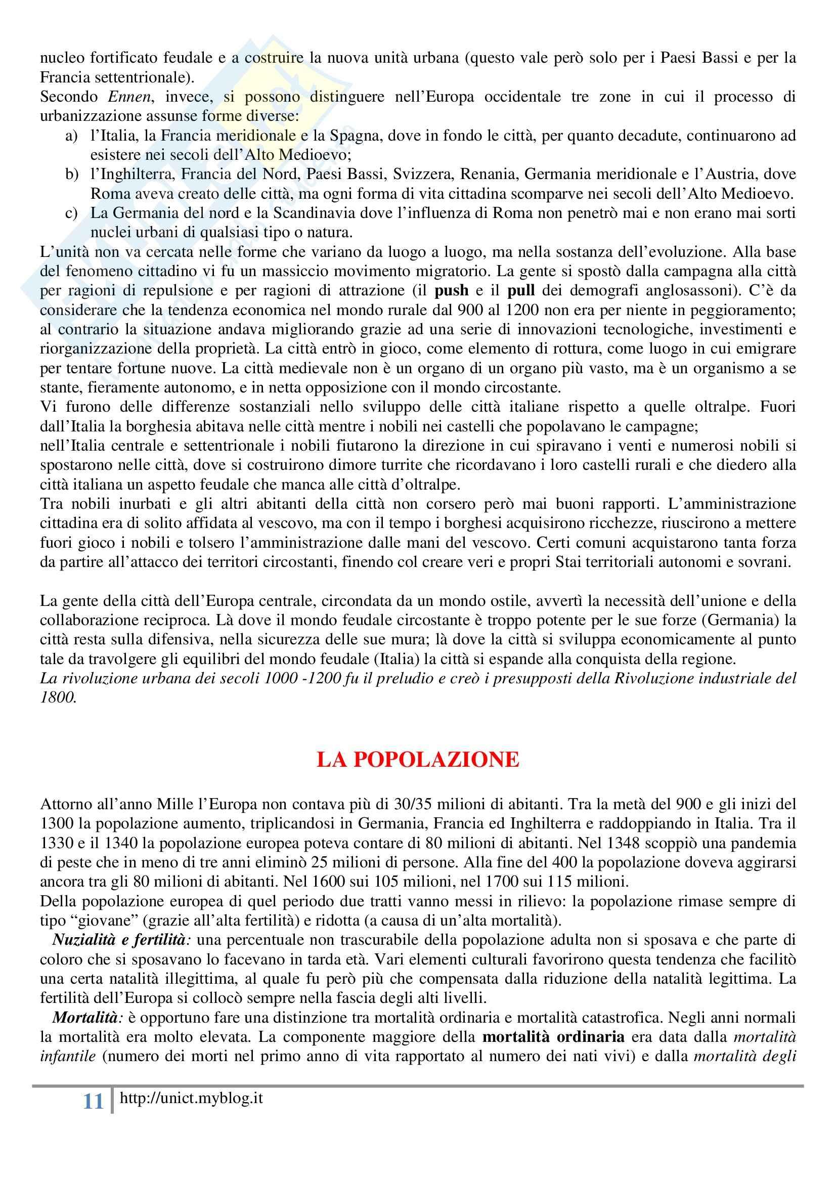 Storia dell'economia mondiale, Assante, Cipolla, Romano - Appunti Pag. 11
