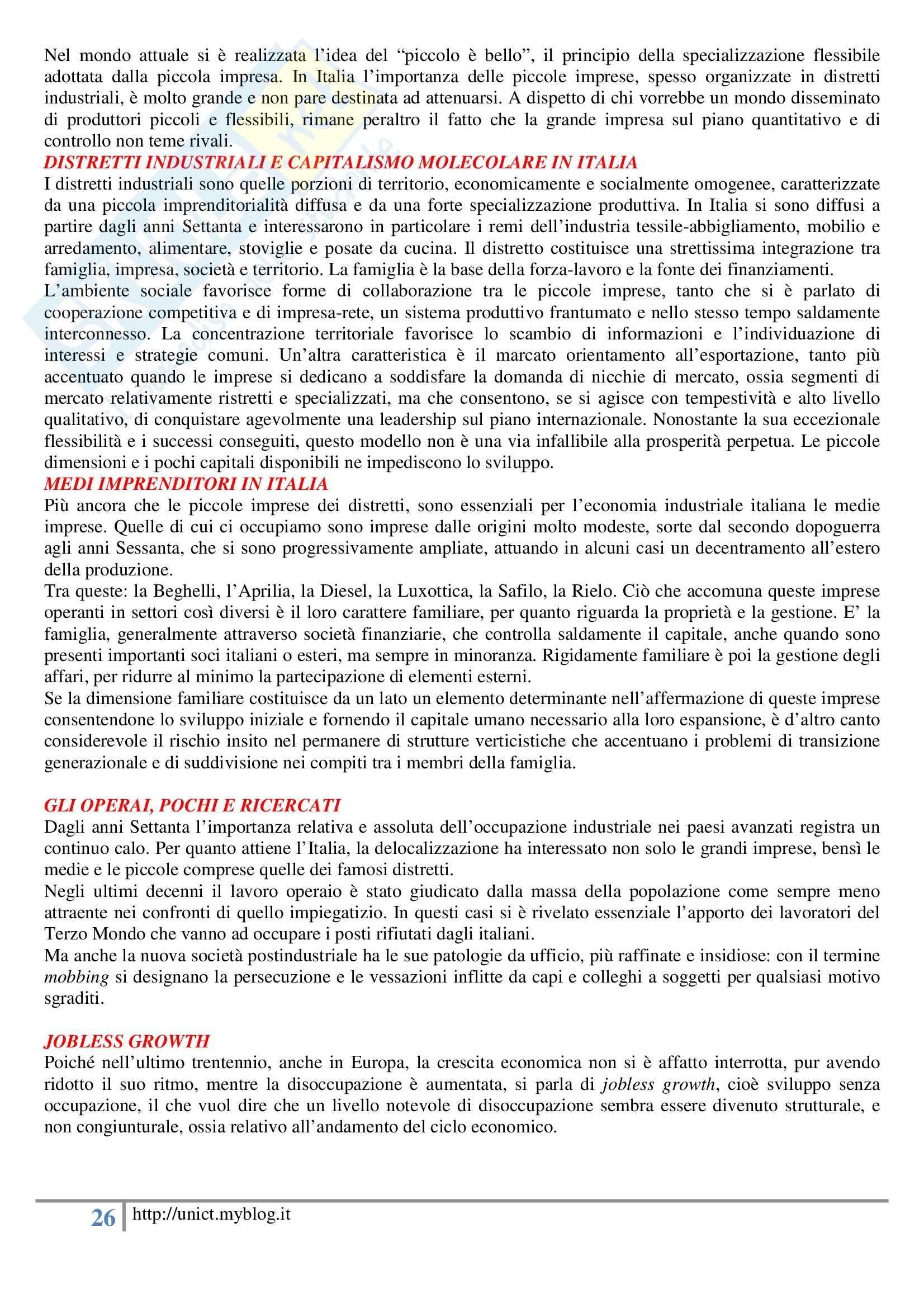 Storia dell'economia mondiale, Assante, Cipolla, Romano - Appunti Pag. 81