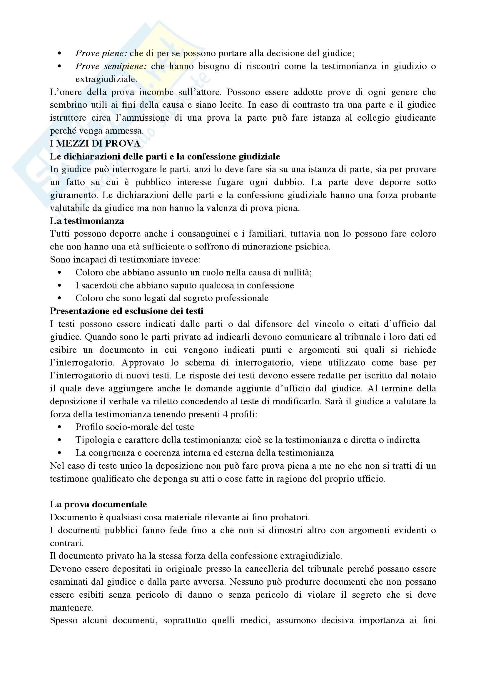 Riassunto esame Diritto Canonico, prof. De Gregorio, libro consigliato Argomenti di storia e diritto canonico Pag. 16