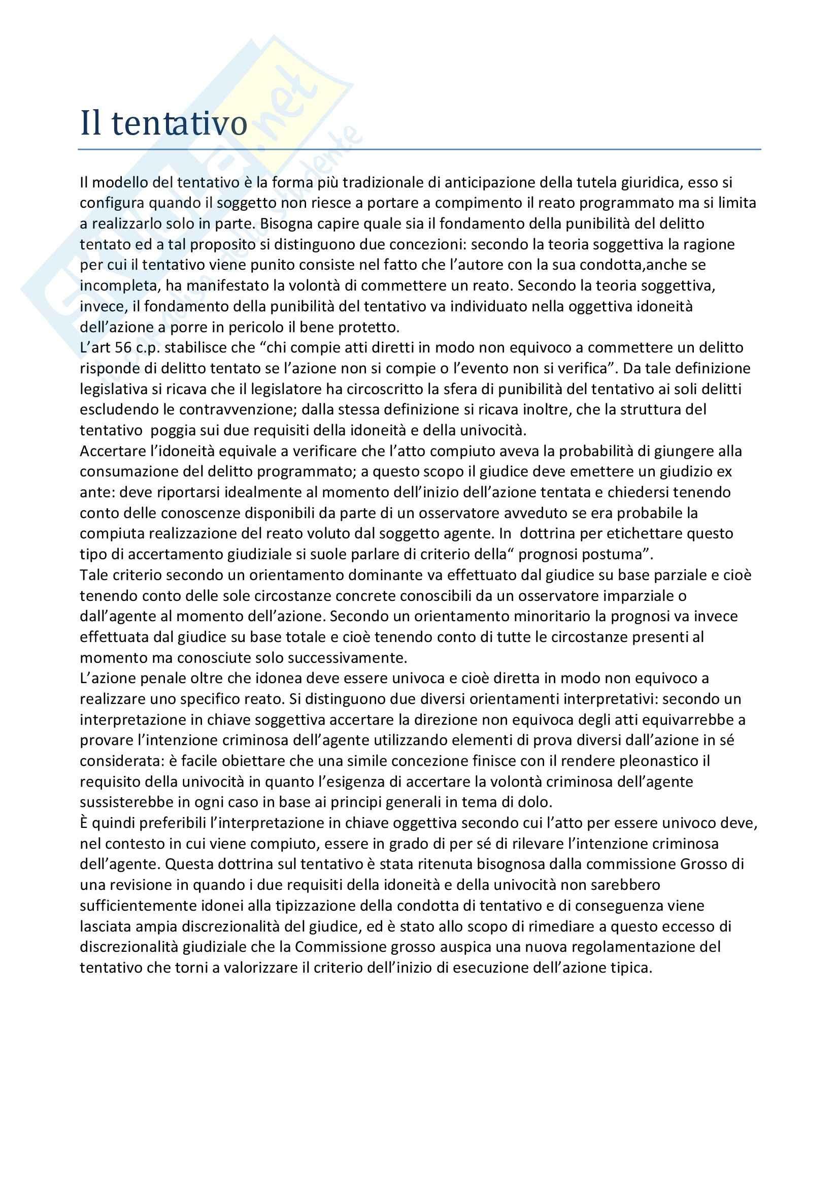 appunto G. Di Chiara Diritto processuale penale