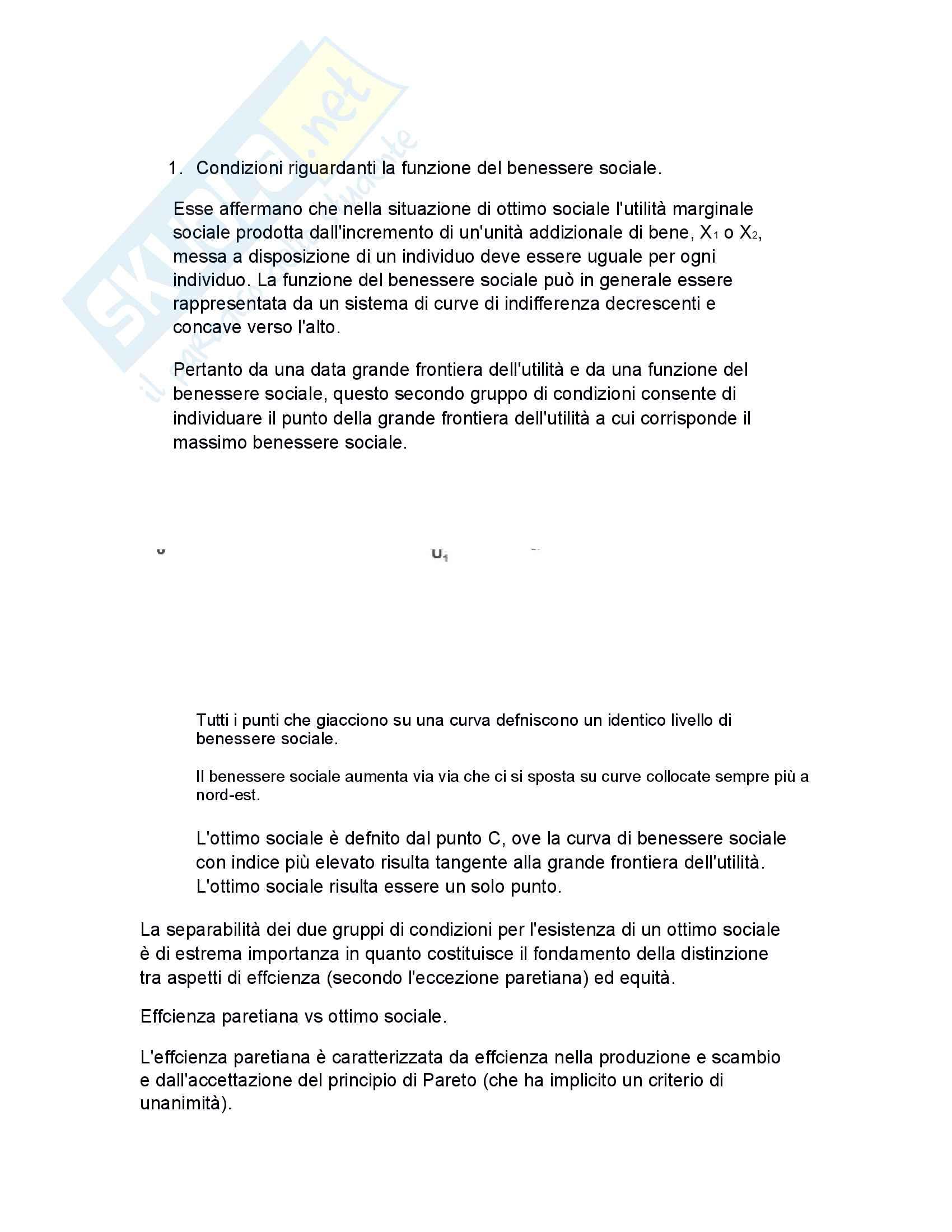 Riassunto esame scienza delle finanze, prof Baldini, libro consigliato Corso di Scienza delle finanze di P .Bosi Pag. 6