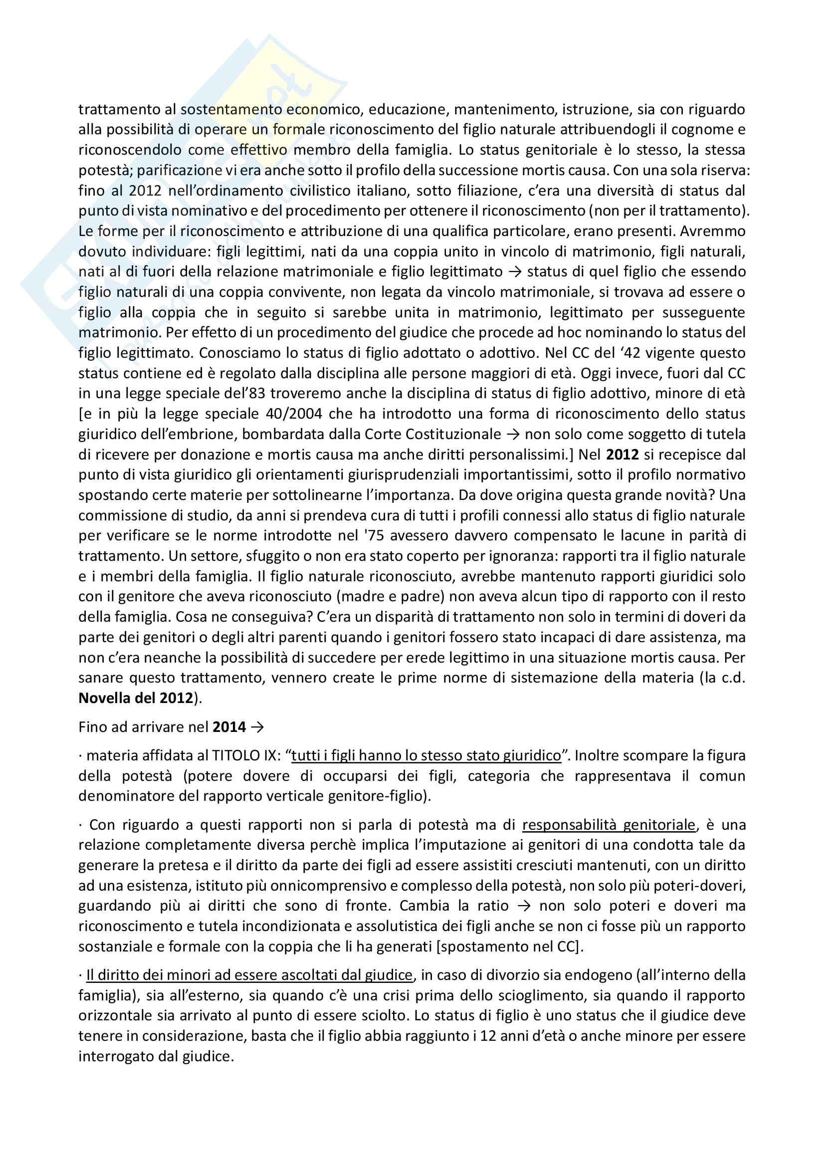 Istituzioni di diritto privato I: Teoria generale diritto di famiglia e persone giuridiche successioni diritti reali Pag. 31