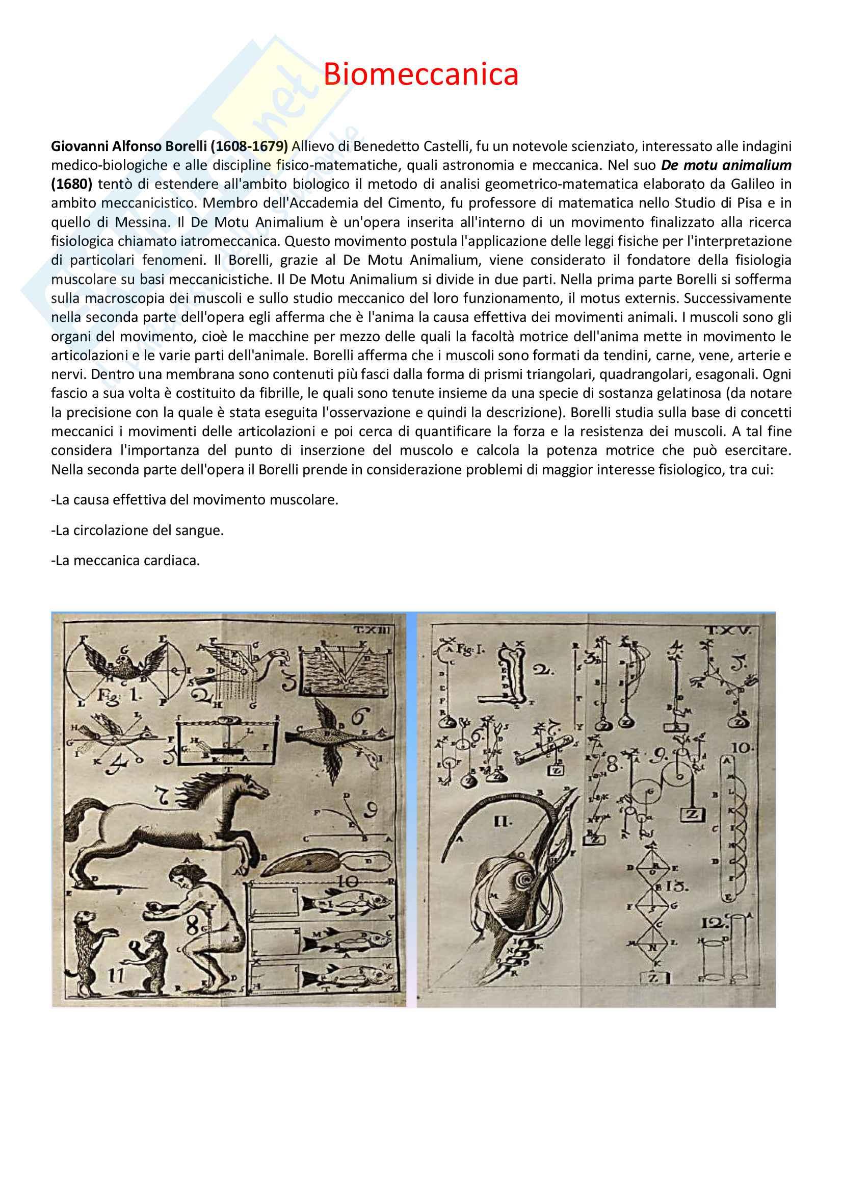 Biomeccanica pdf