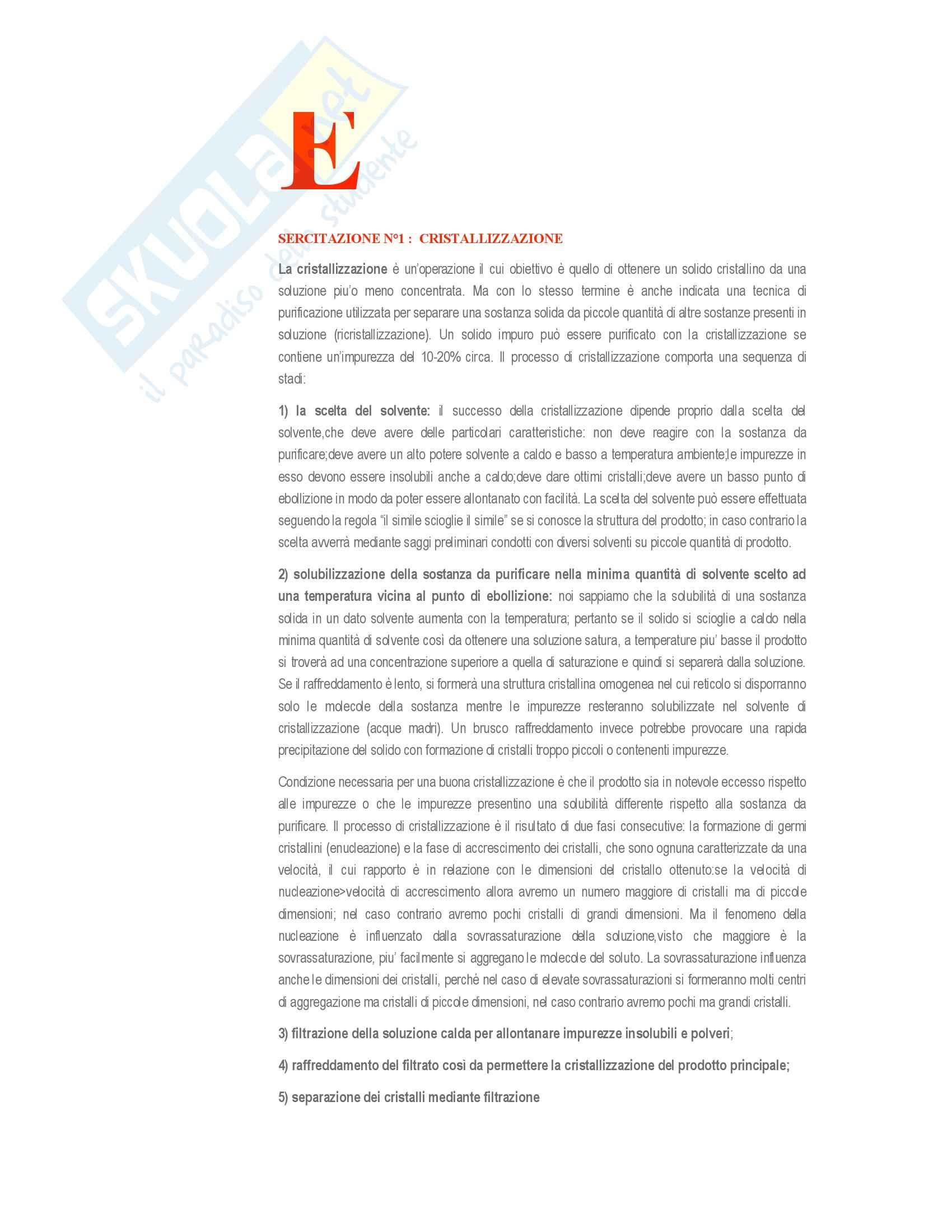 appunto A. Zampella Chimica organica I