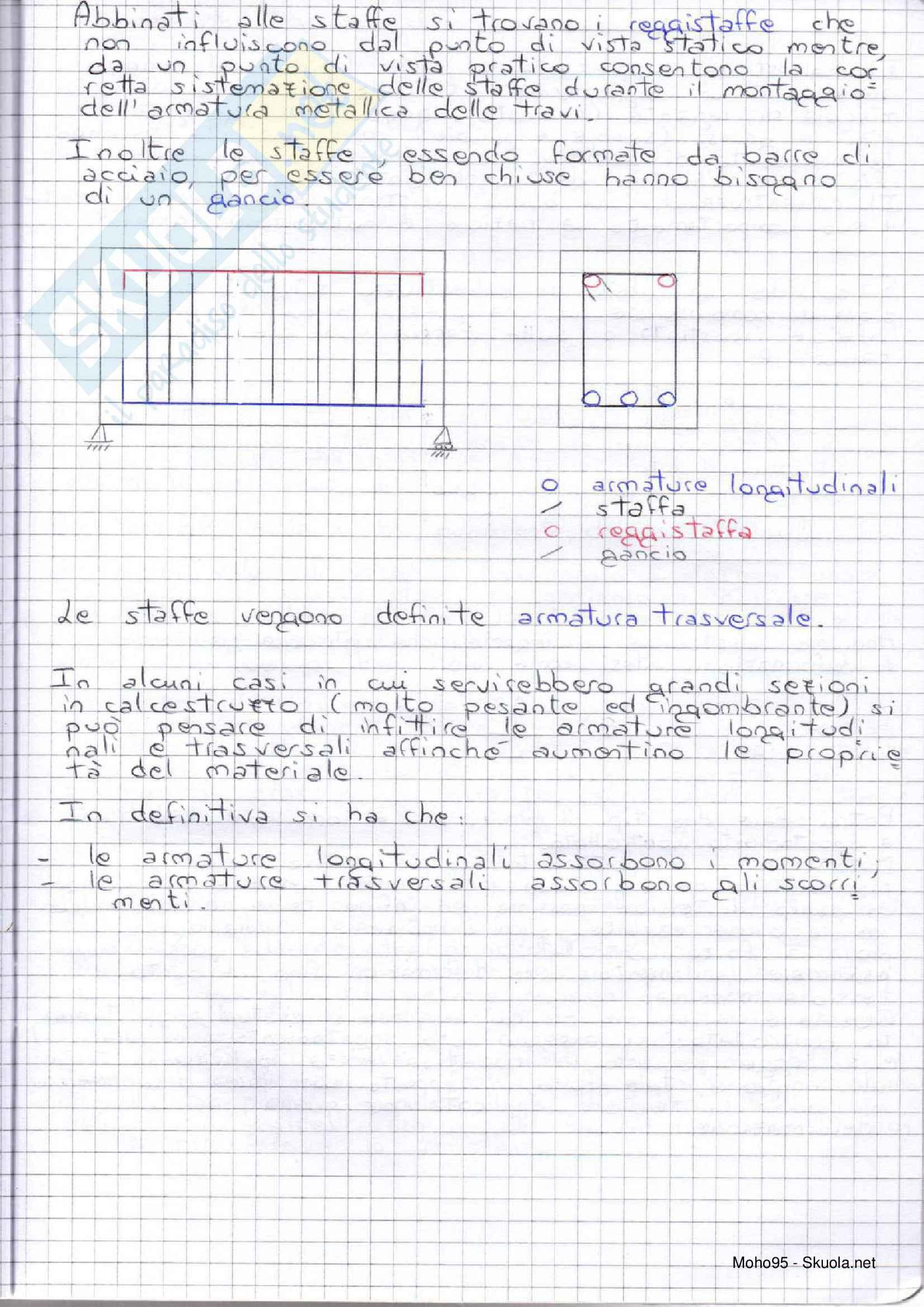 Tecnica delle costruzioni -Teoria, riassunti e relazioni Pag. 21