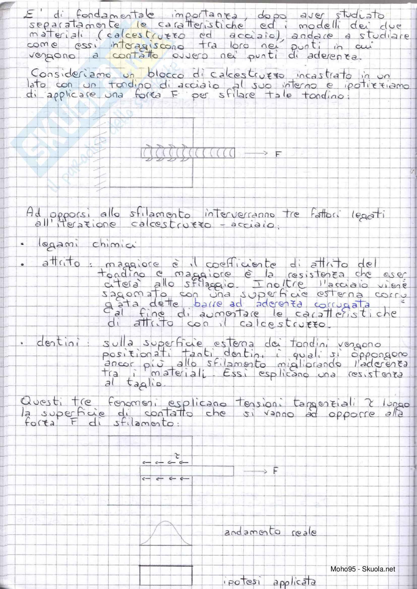 Tecnica delle costruzioni -Teoria, riassunti e relazioni Pag. 36