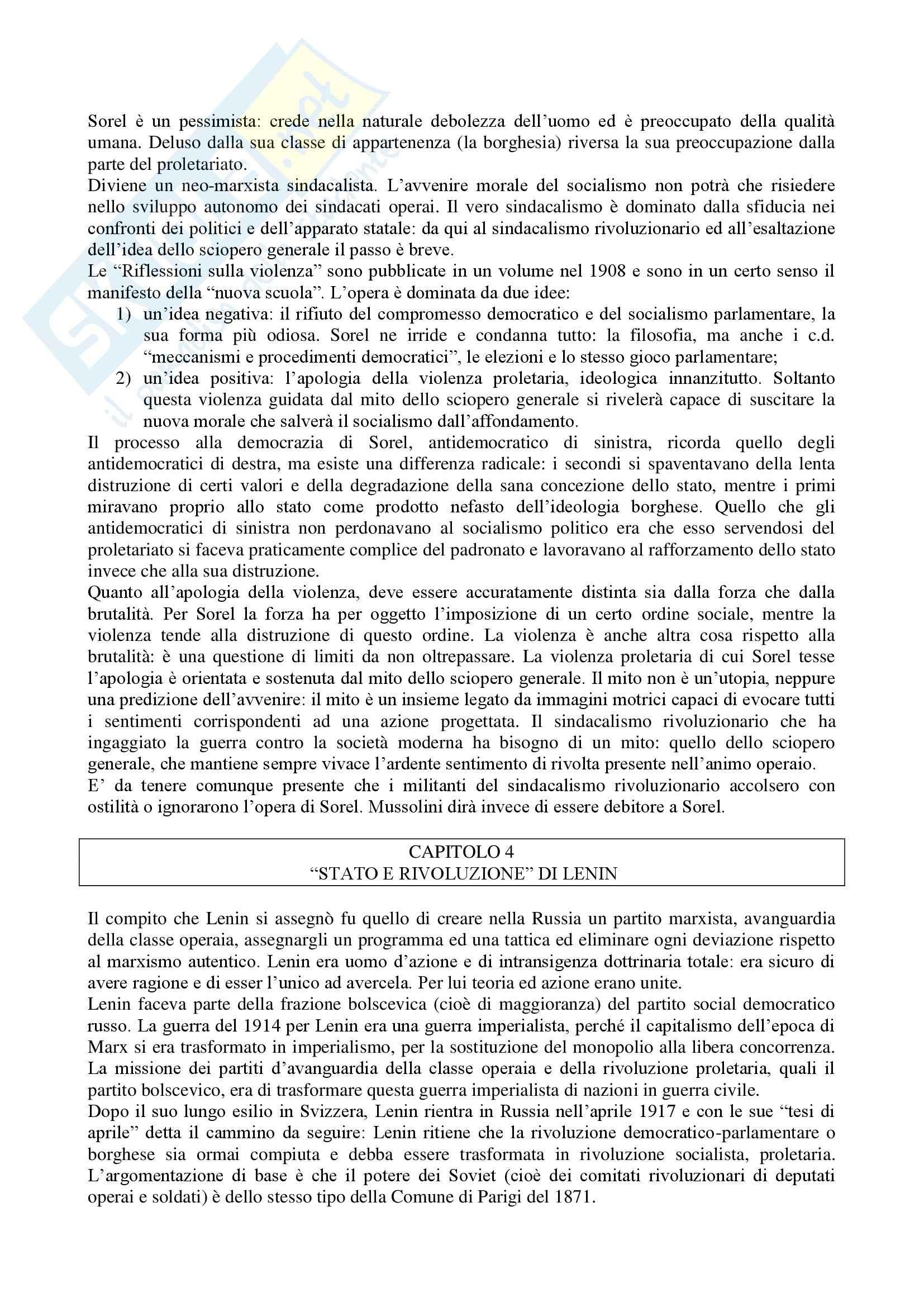 Grandi opere del pensiero politico CHEVALLIER Pag. 16