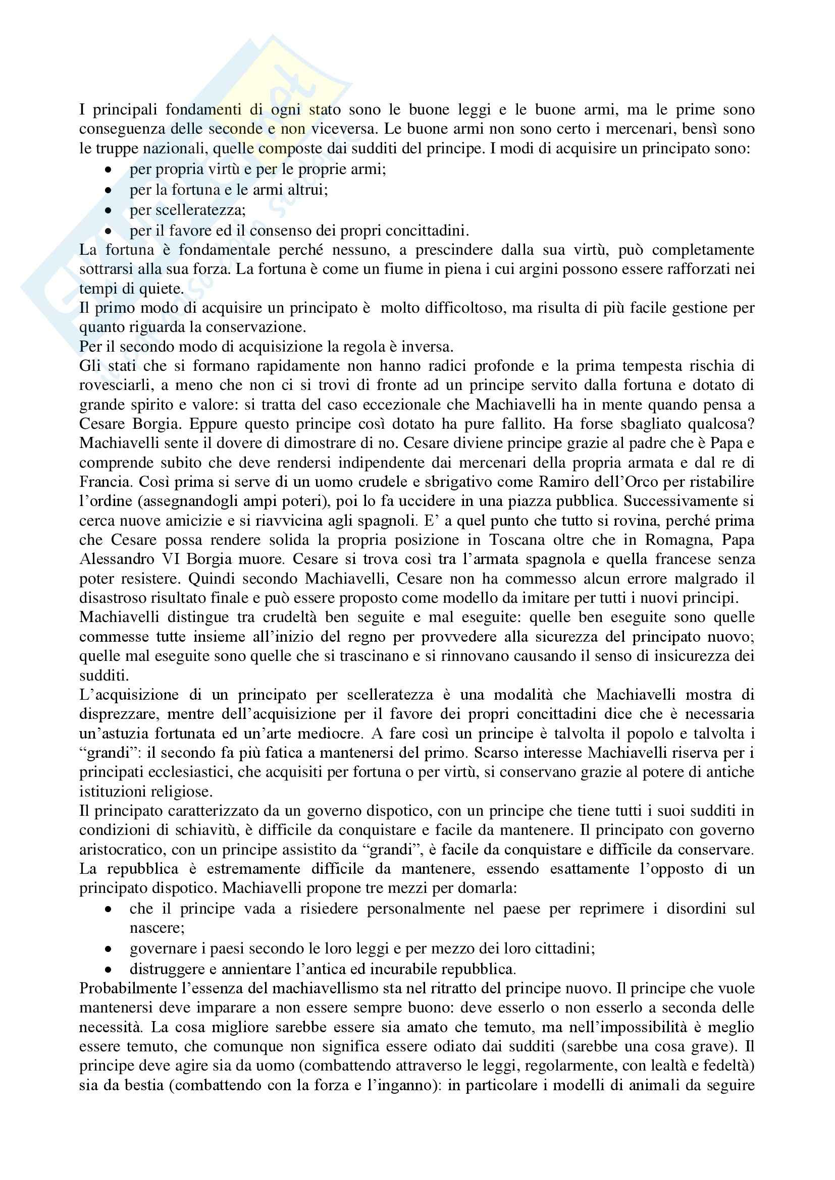 Grandi opere del pensiero politico CHEVALLIER Pag. 2