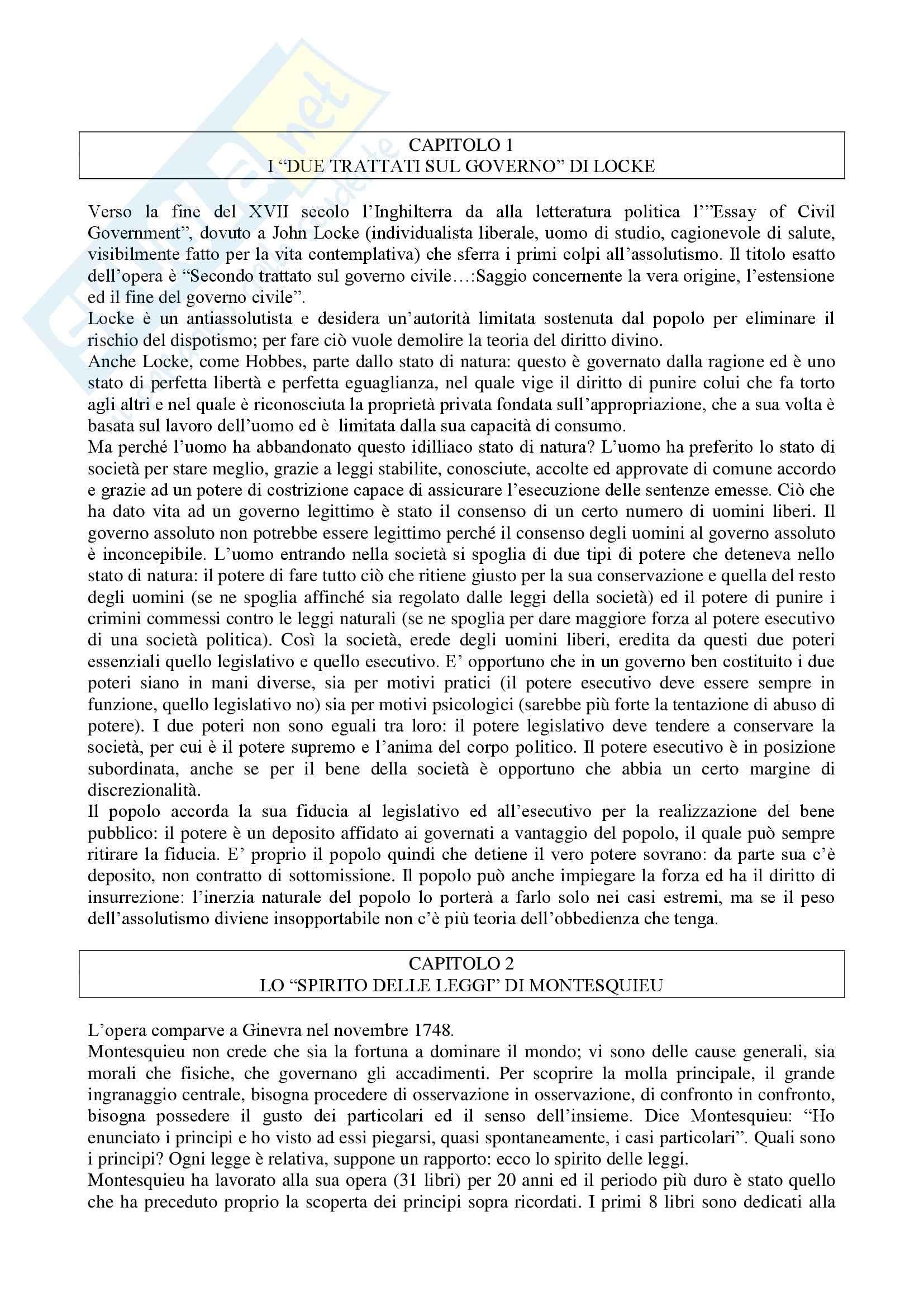 Grandi opere del pensiero politico CHEVALLIER Pag. 6