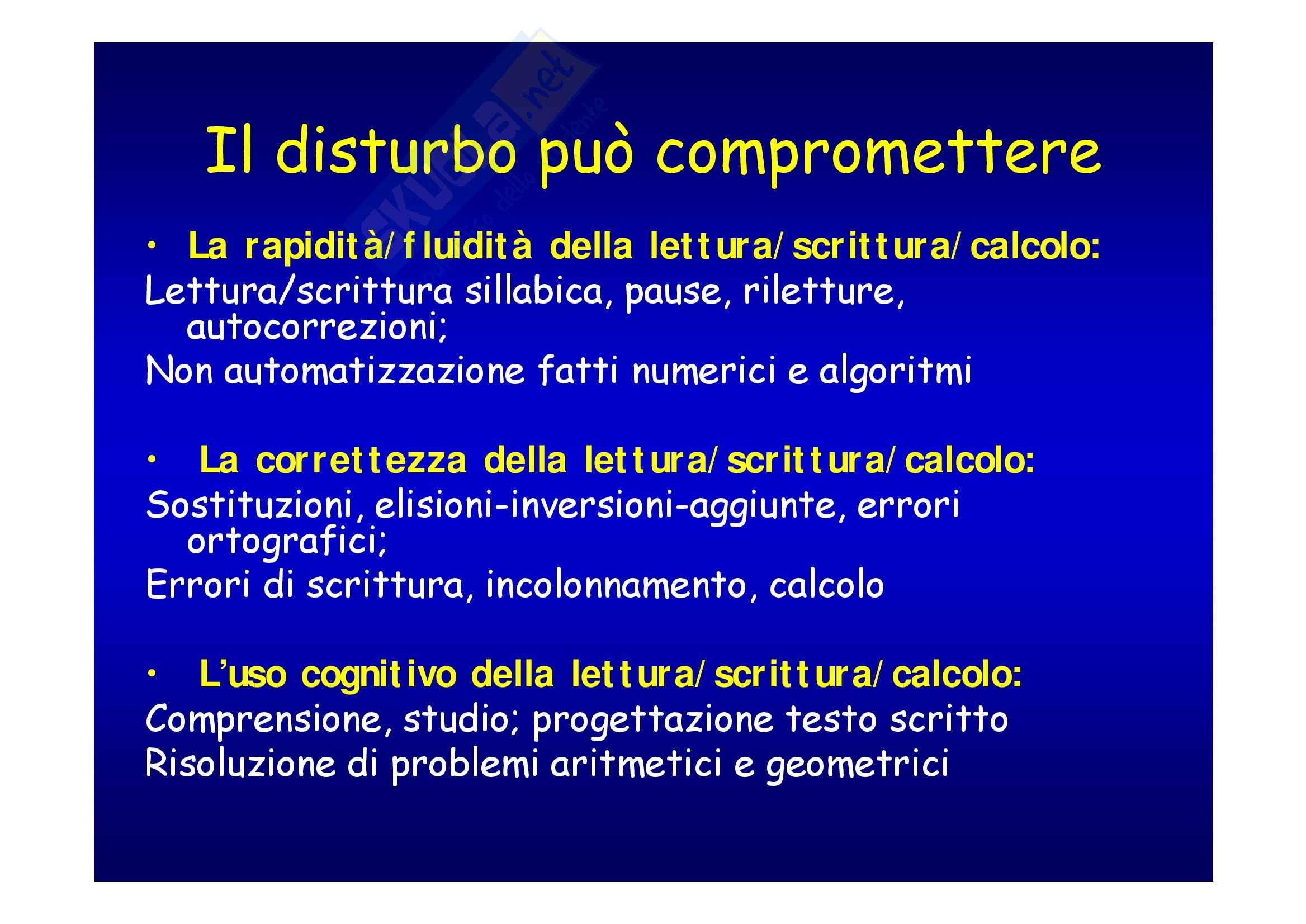 Scienze pediatriche mediche e chirurgiche - Ritardo psicomotorio Pag. 46