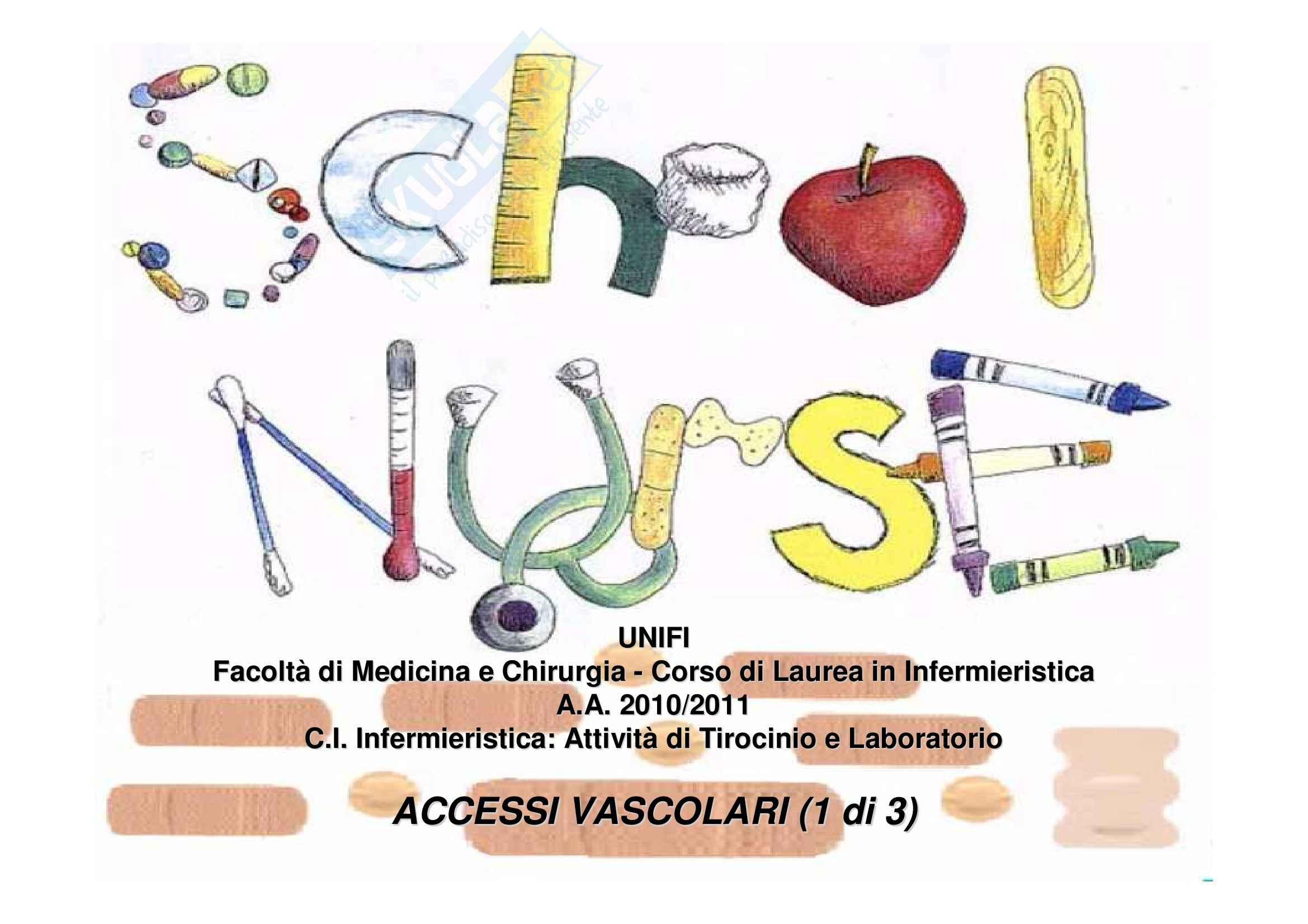 Accessi Vascolari - Slide