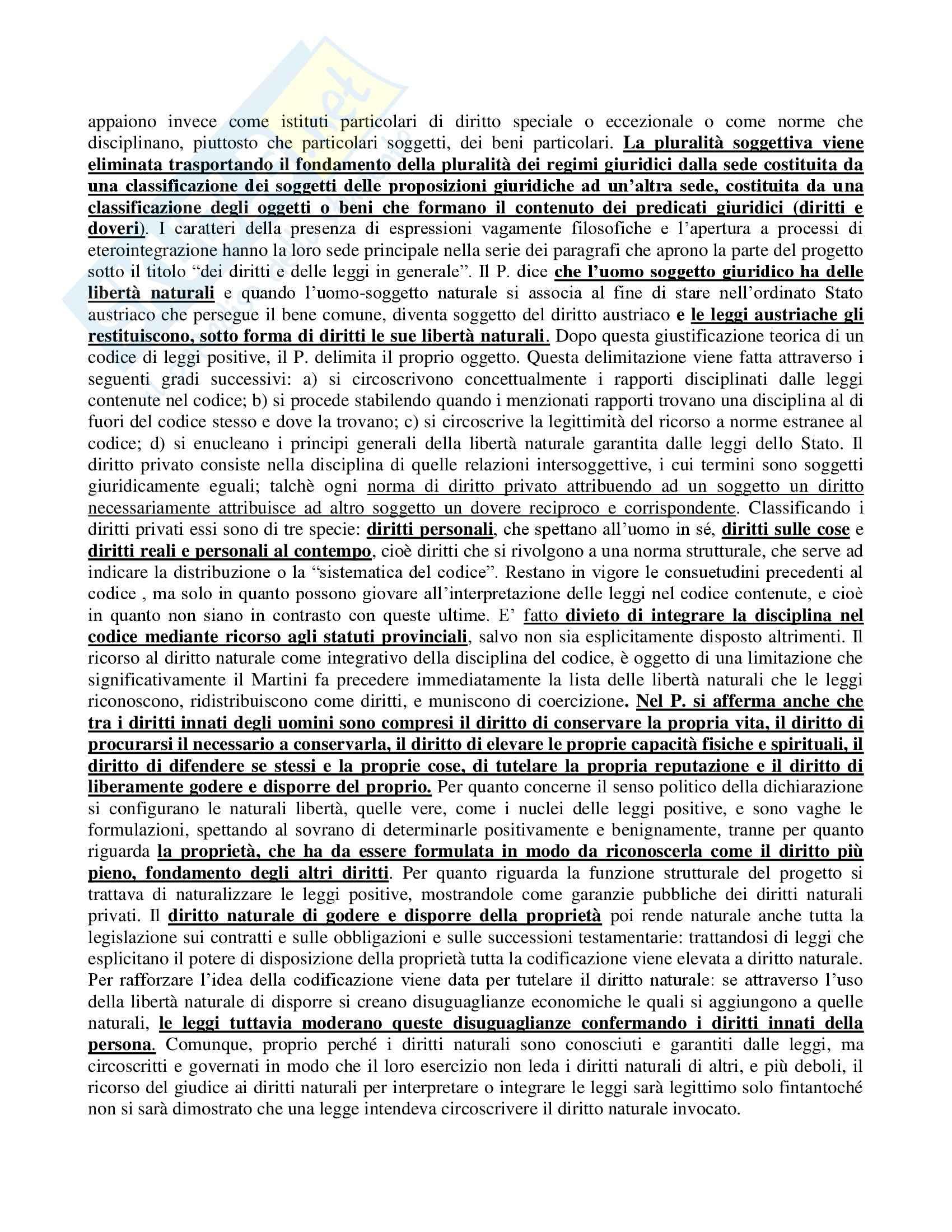 Storia del diritto medievale e moderno - parte Moderna Pag. 26