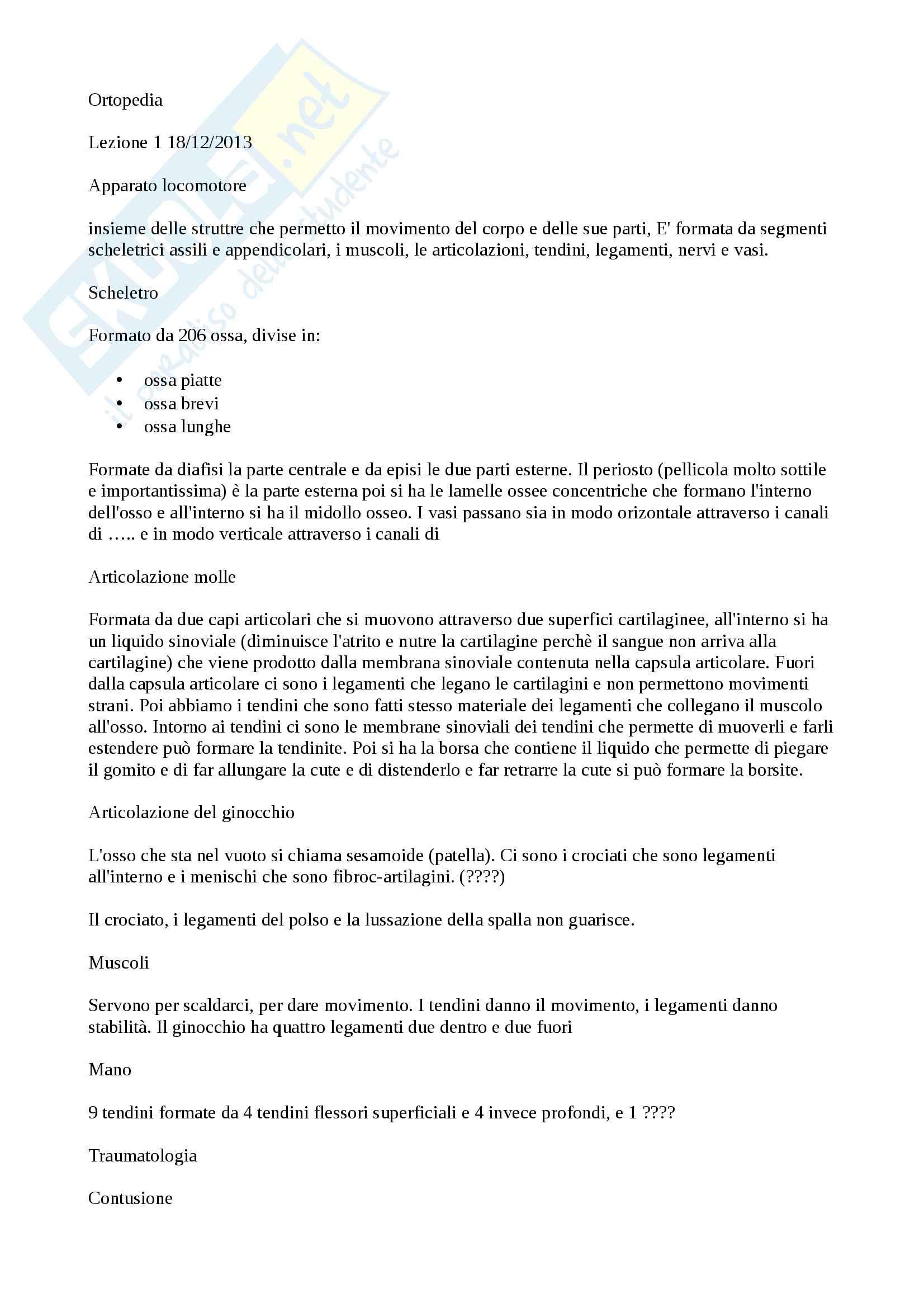 appunto R. Boldoroni Bianchi Innfermieristica in emergenza