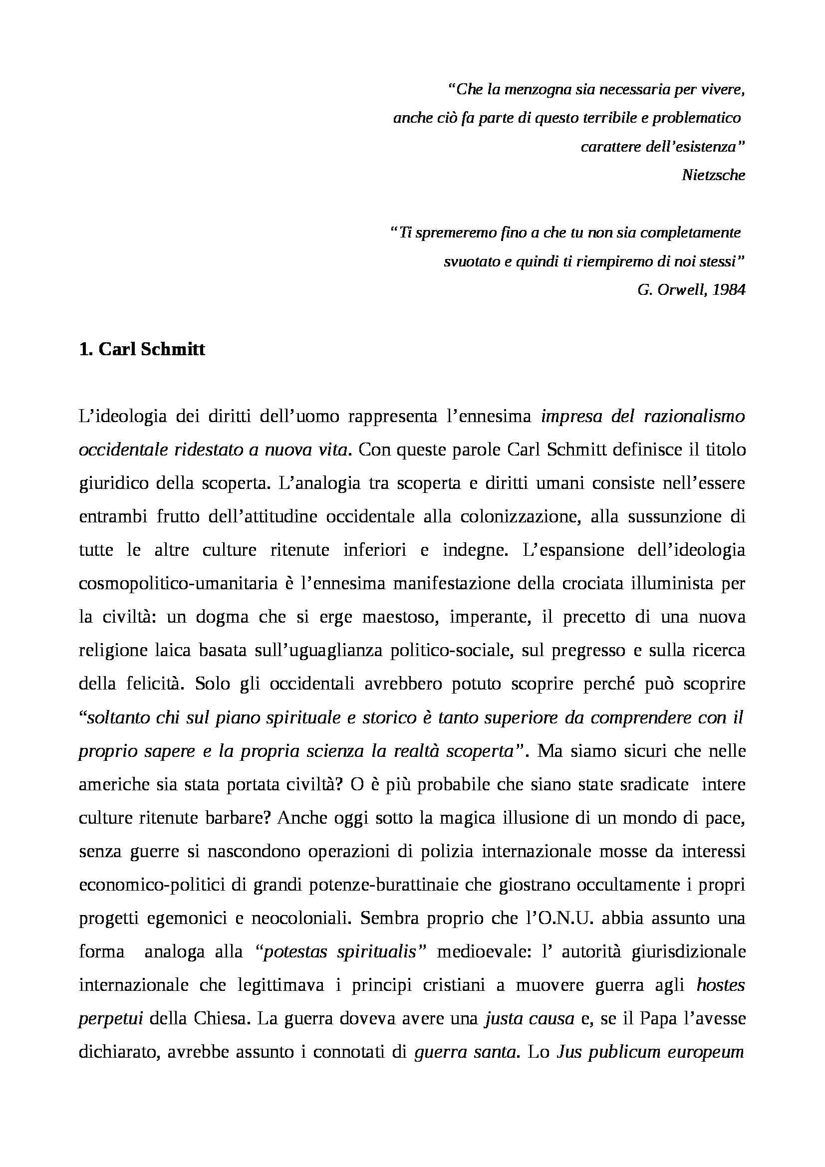 appunto E. Castrucci Filosofia del diritto