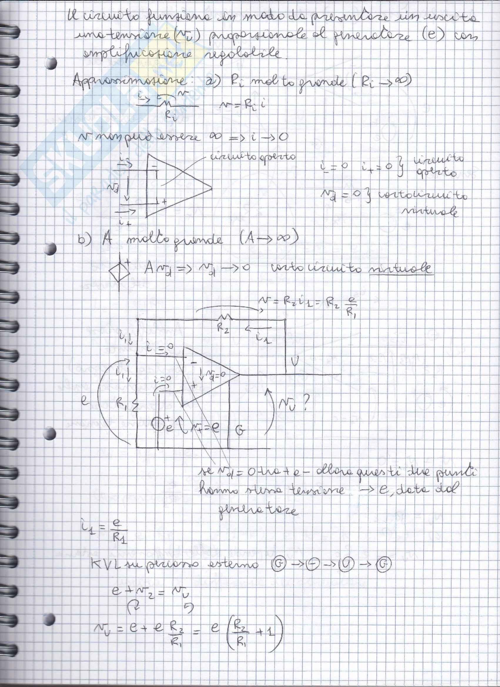Lezioni: Appunti di Elettrotecnica Pag. 31