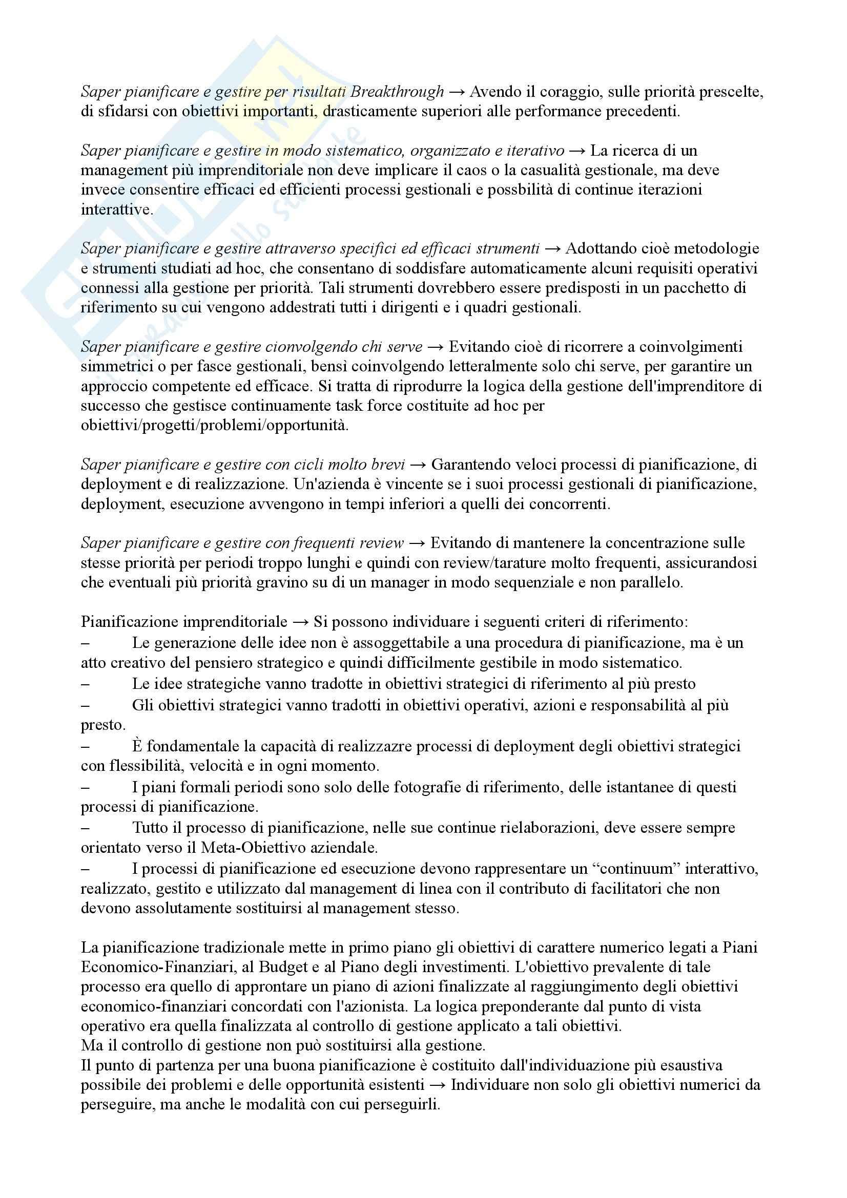 Riassunto esame Comunicazione d'impresa, prof. Magagnino, libro consigliato Marketing driven management, Lambin Pag. 31
