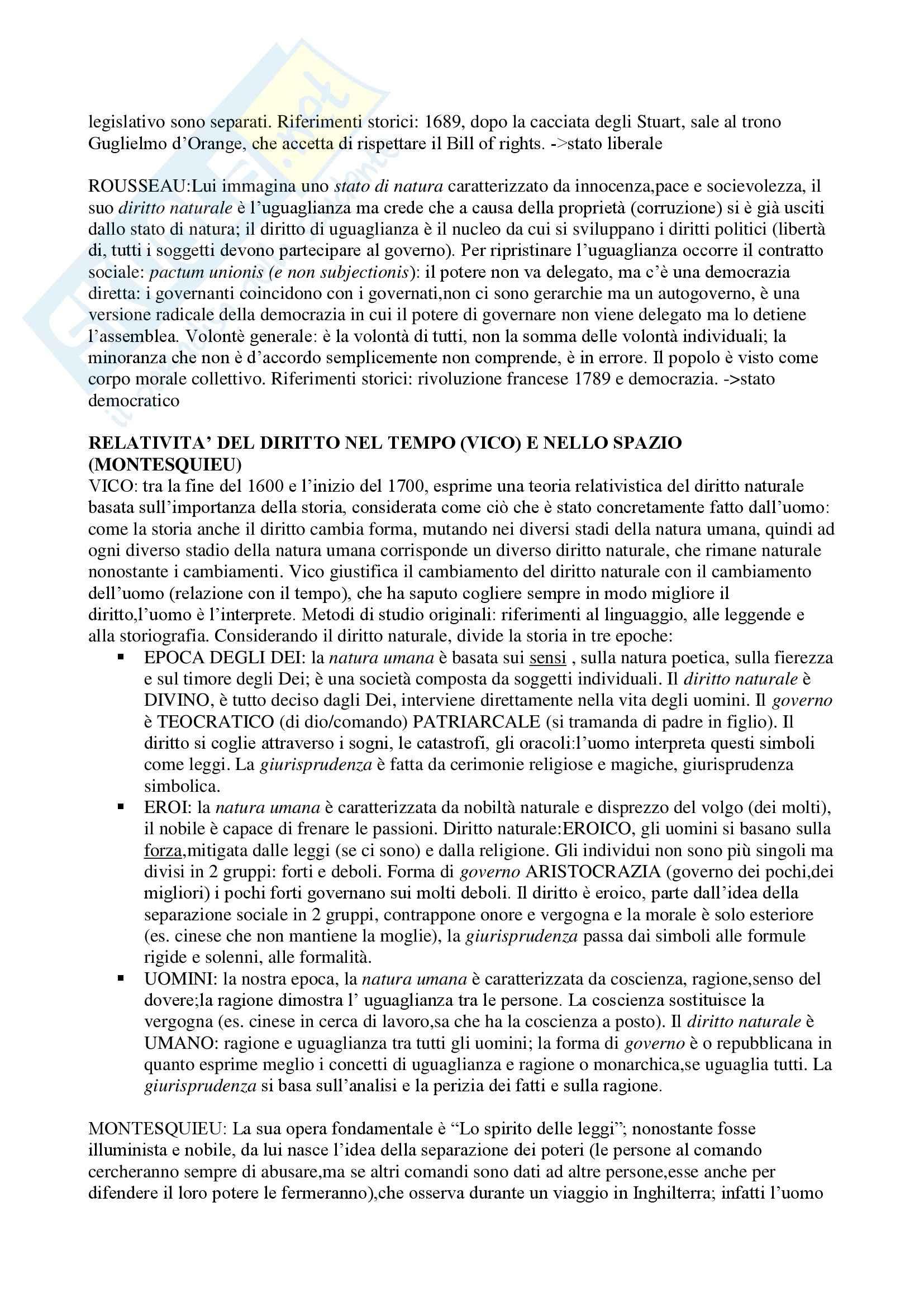 Teoria generale del diritto - Appunti Pag. 2