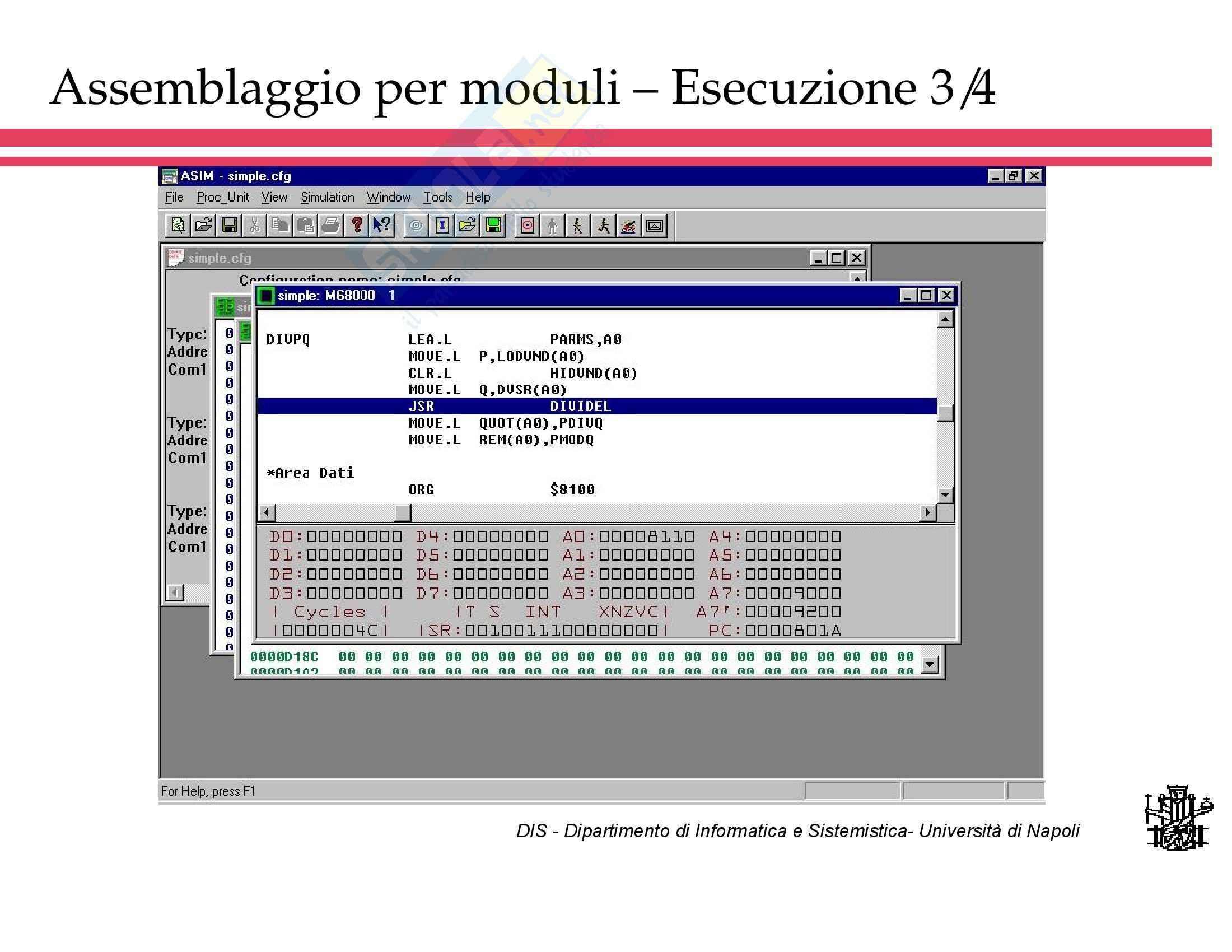 Calcolatori Elettronici II Pag. 56