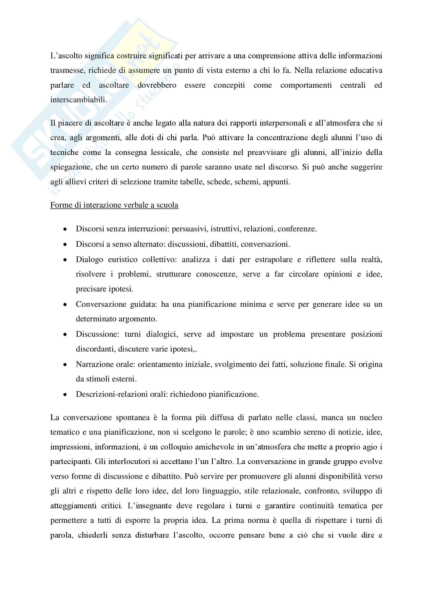 Appunti Didattica della lettura e della scrittura Pag. 31