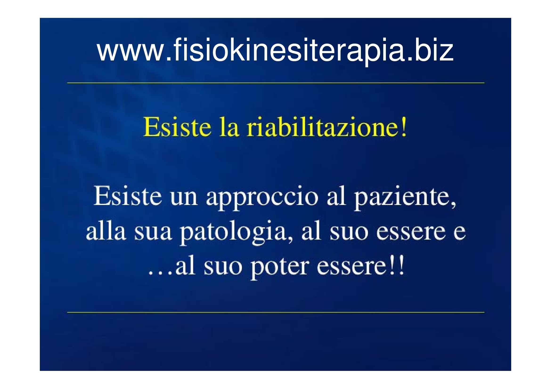 Idrochinesiterapia - Esercizi