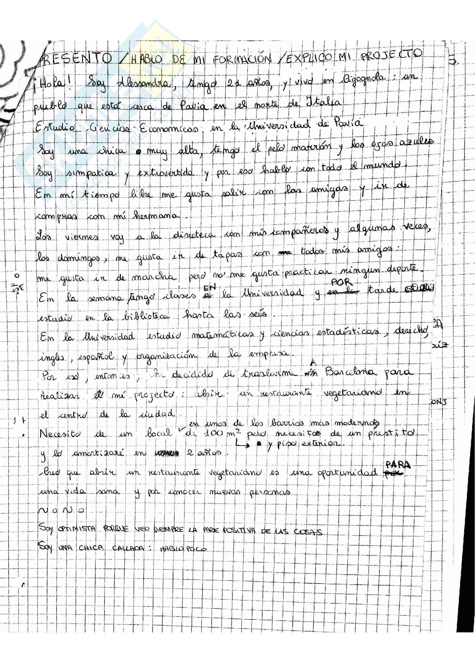 Lessico per spagnolo B1 Pag. 21