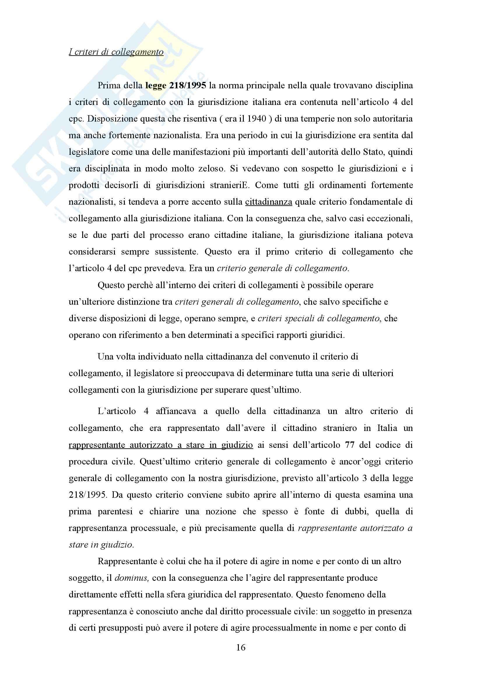 Diritto processuale civile - concetti fondamentali Pag. 16