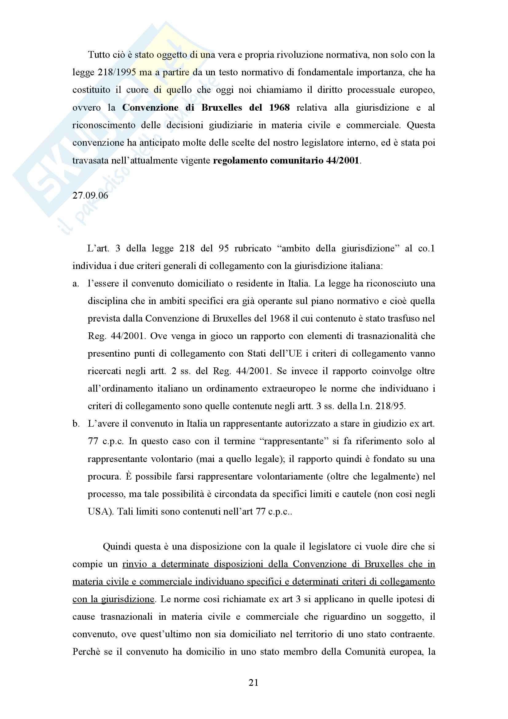 Diritto processuale civile - concetti fondamentali Pag. 21