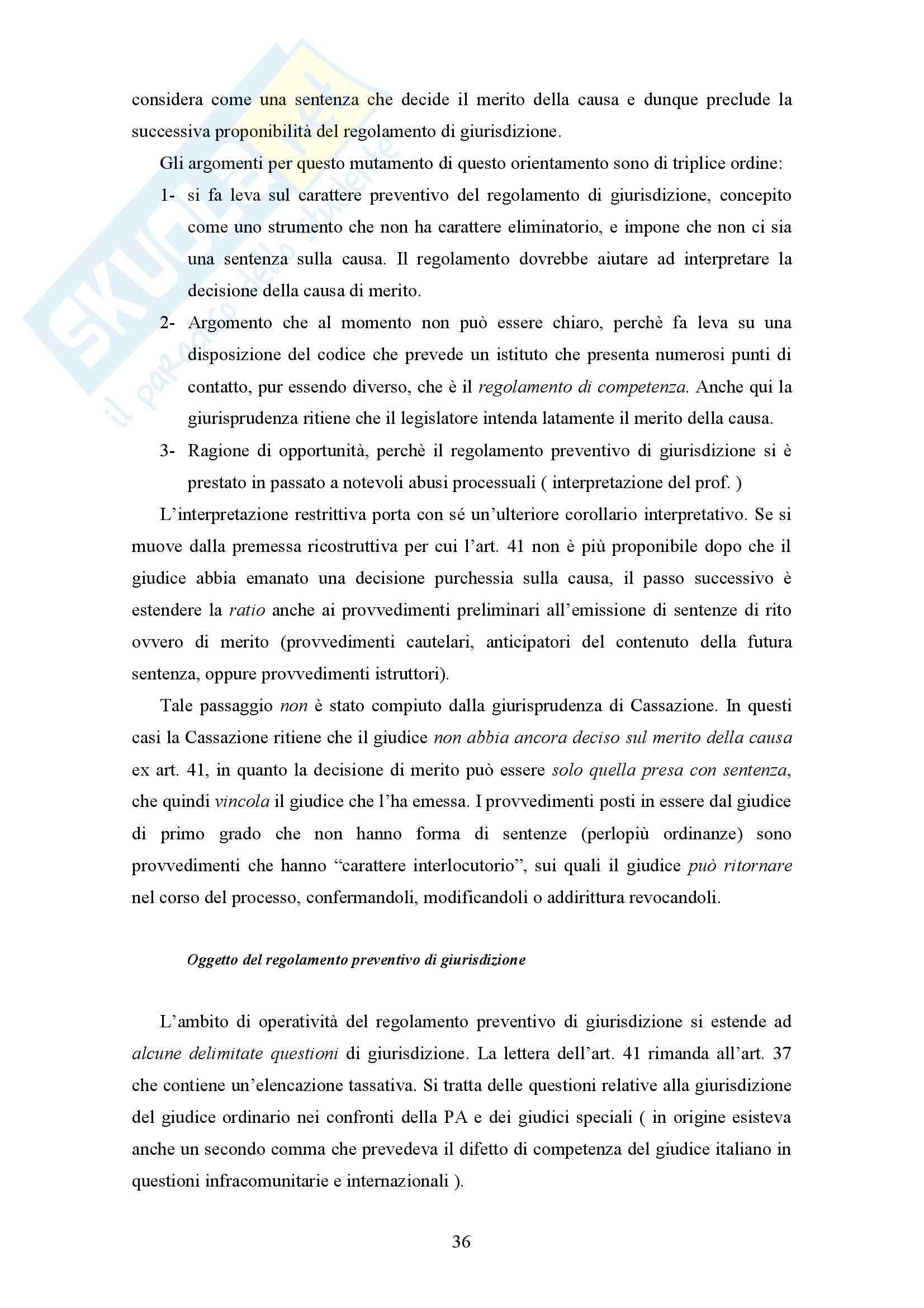 Diritto processuale civile - concetti fondamentali Pag. 36