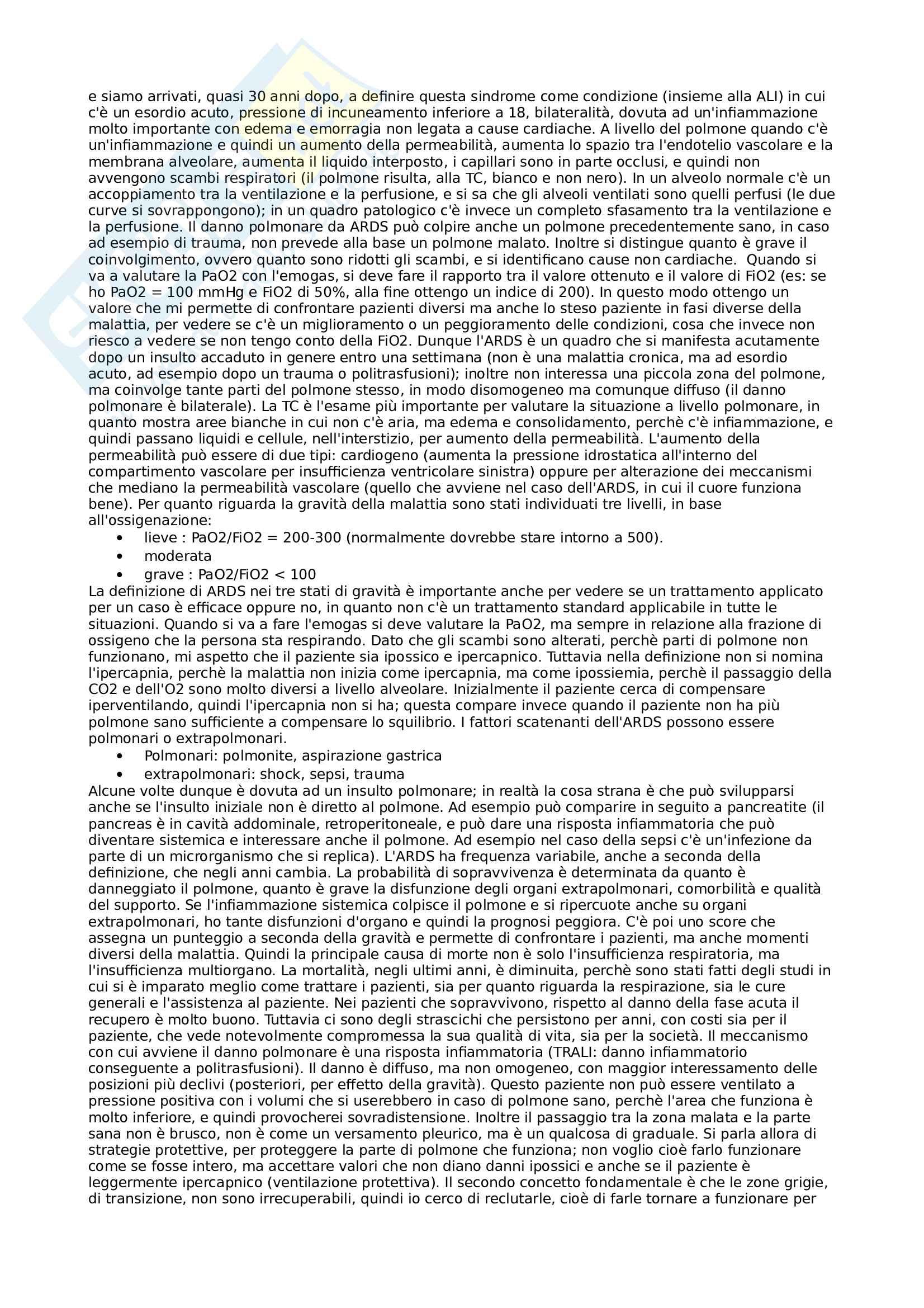 Rianimazione e assistenza Pag. 6