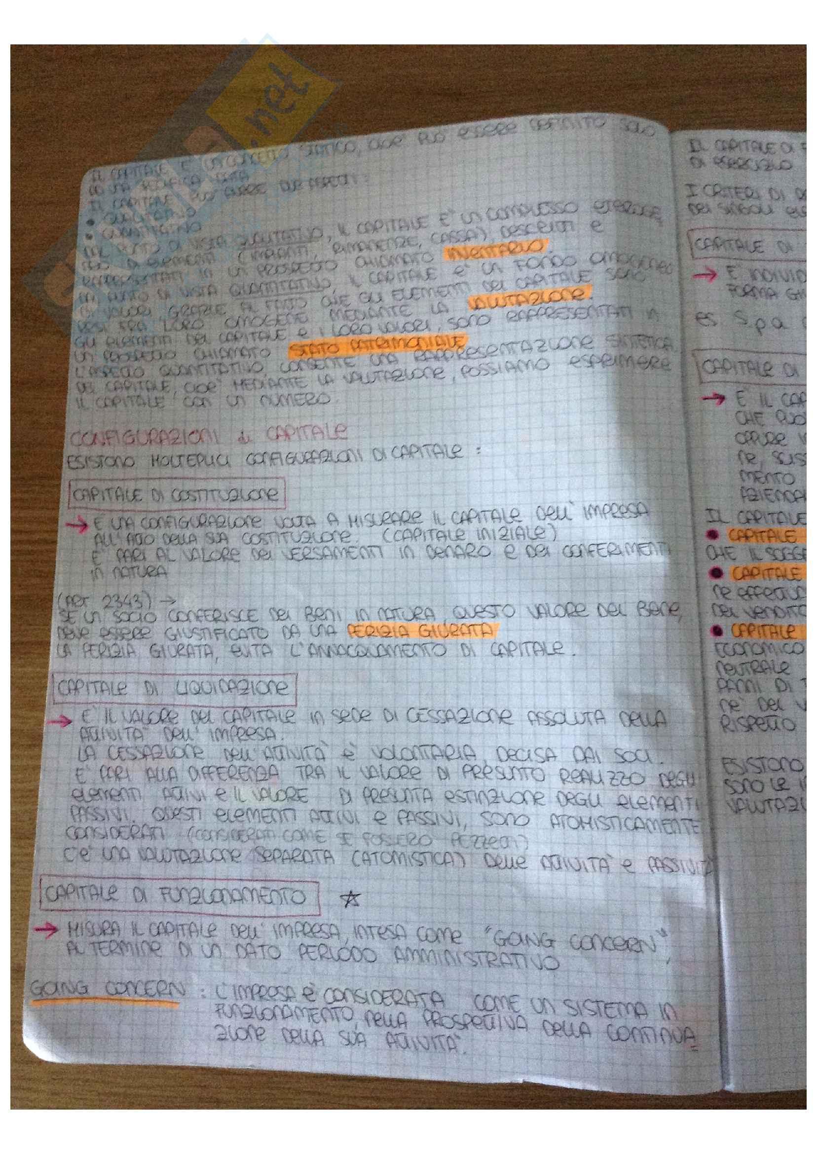 Bilancio Lezioni + Esercitazioni Pag. 2
