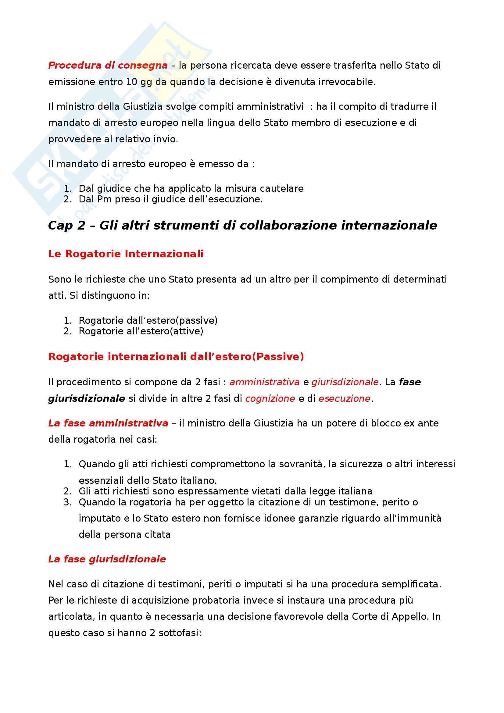 Riassunto esame Codice di Procedura Penale, libro adottato Codice di Procedura Penale, Tonini Pag. 96