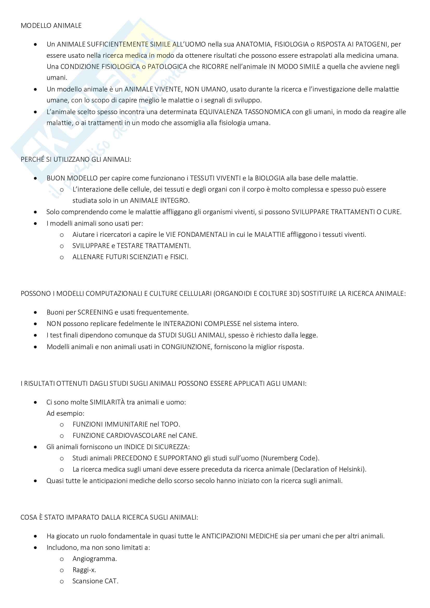 genomica funzionale - 230 pagine Pag. 6
