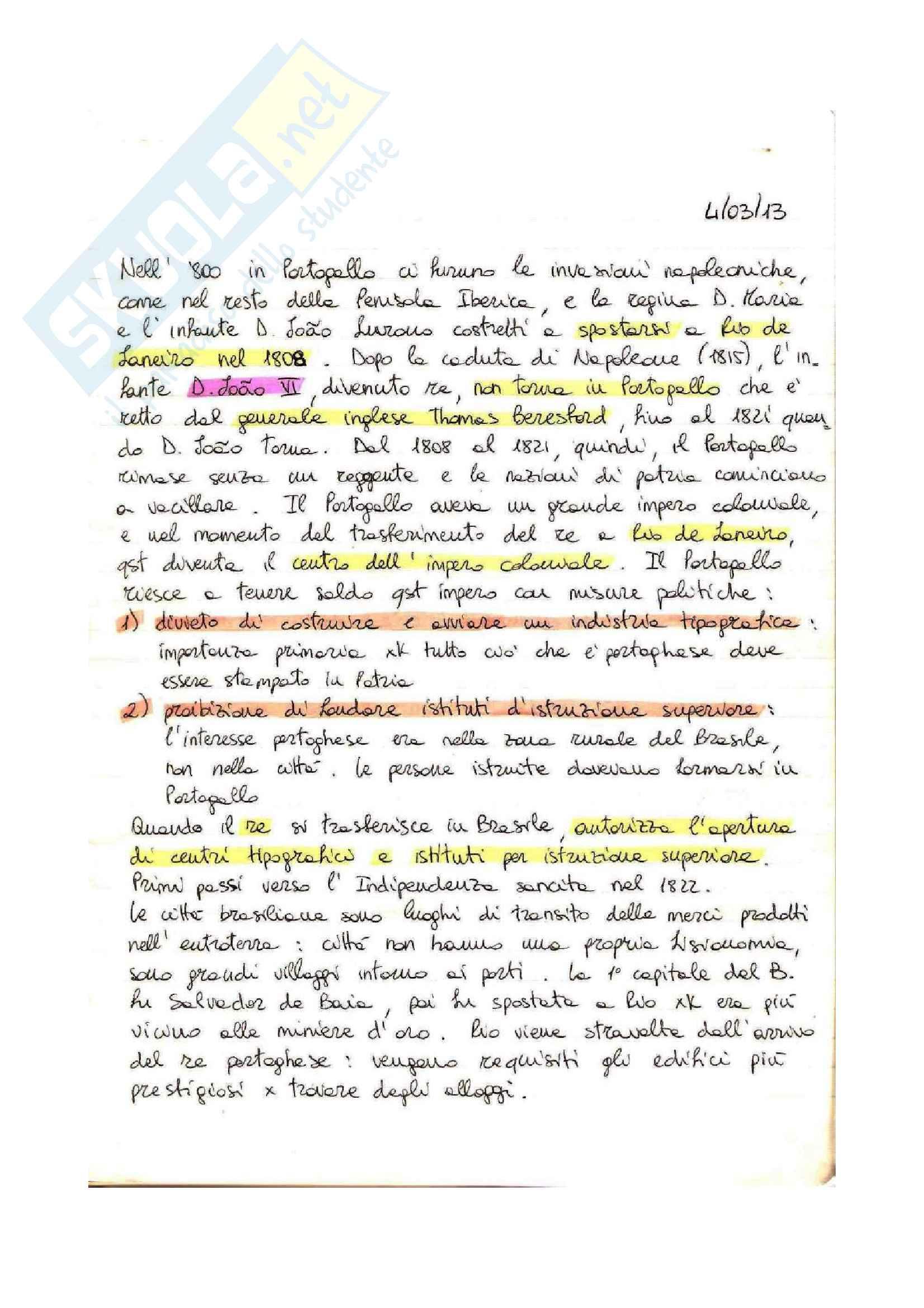 Letteratura portoghese e brasiliana-Almeida Garrett