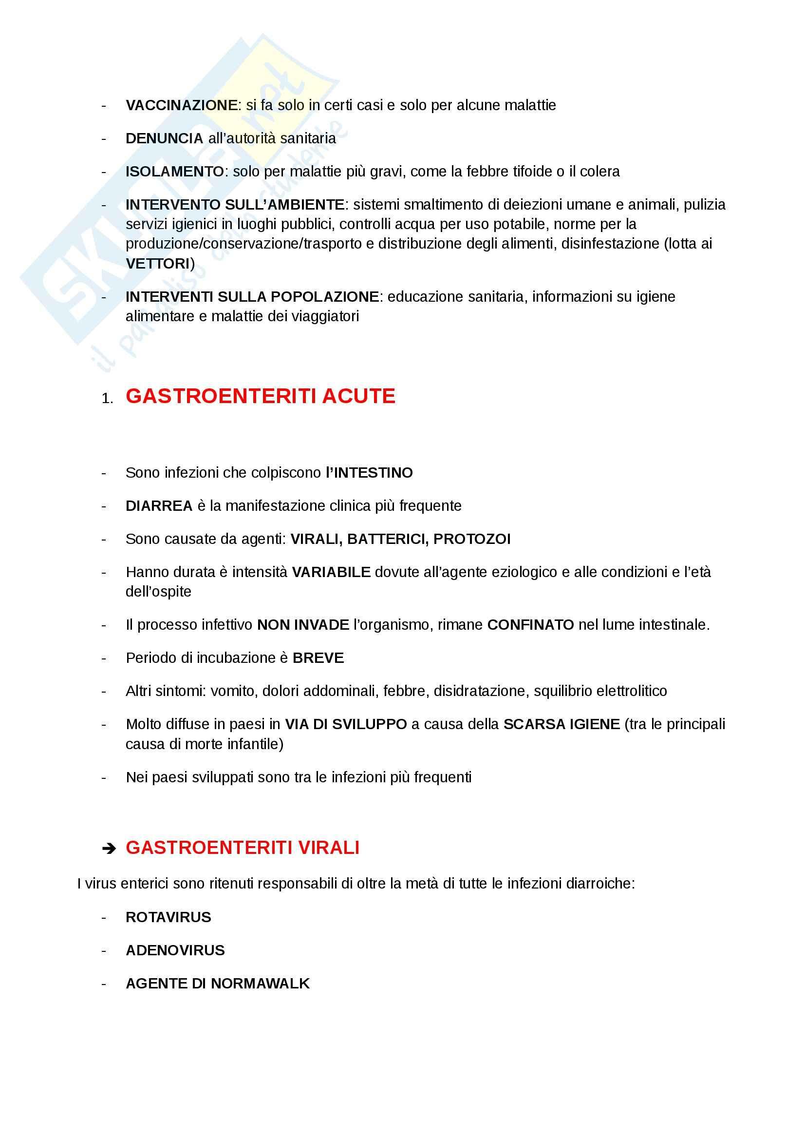 Igiene e sanità pubblica per le scienze motorie  - Appunti Pag. 56