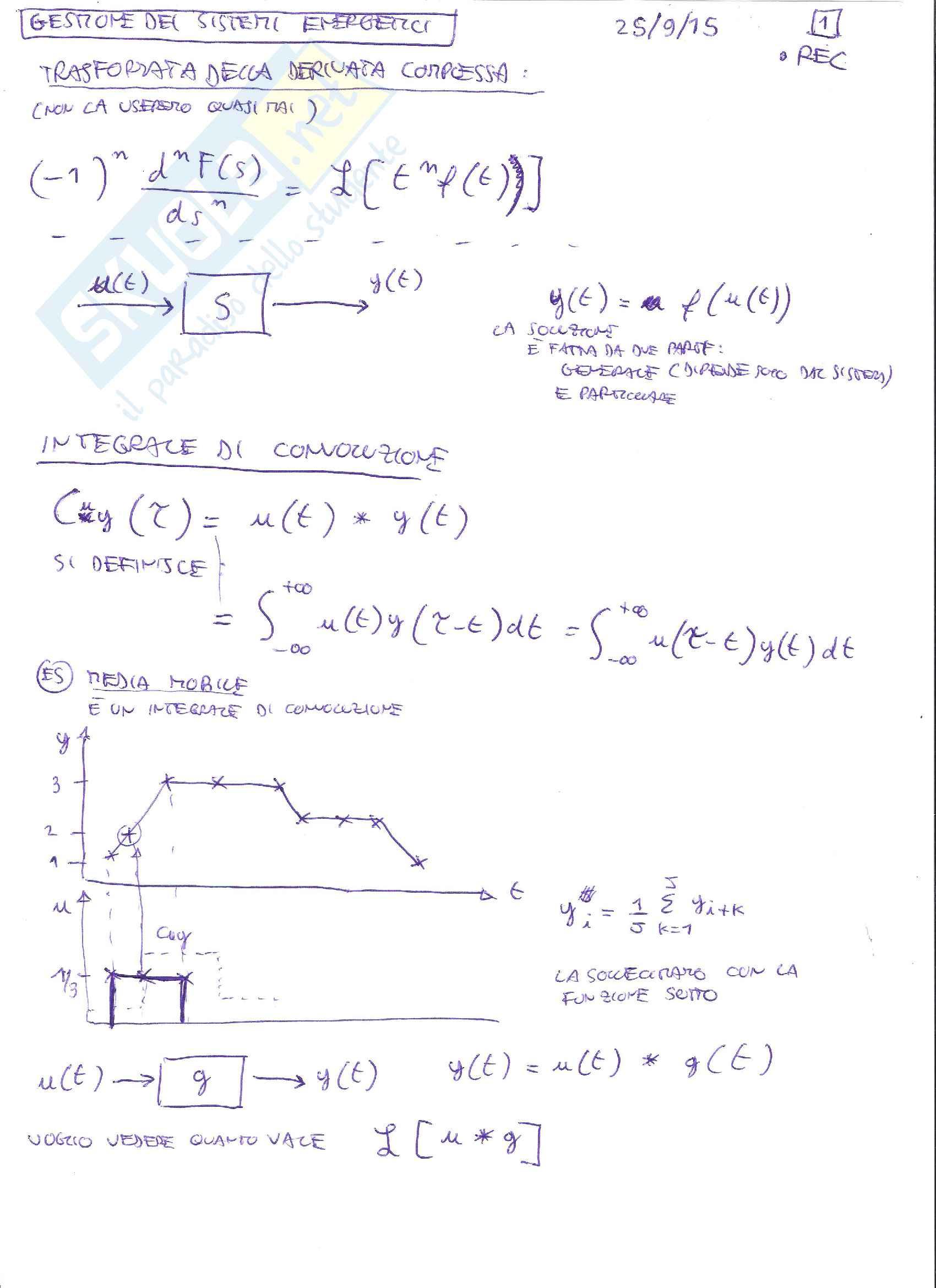 Gestione dei Sistemi Energetici M - Appunti Pag. 11