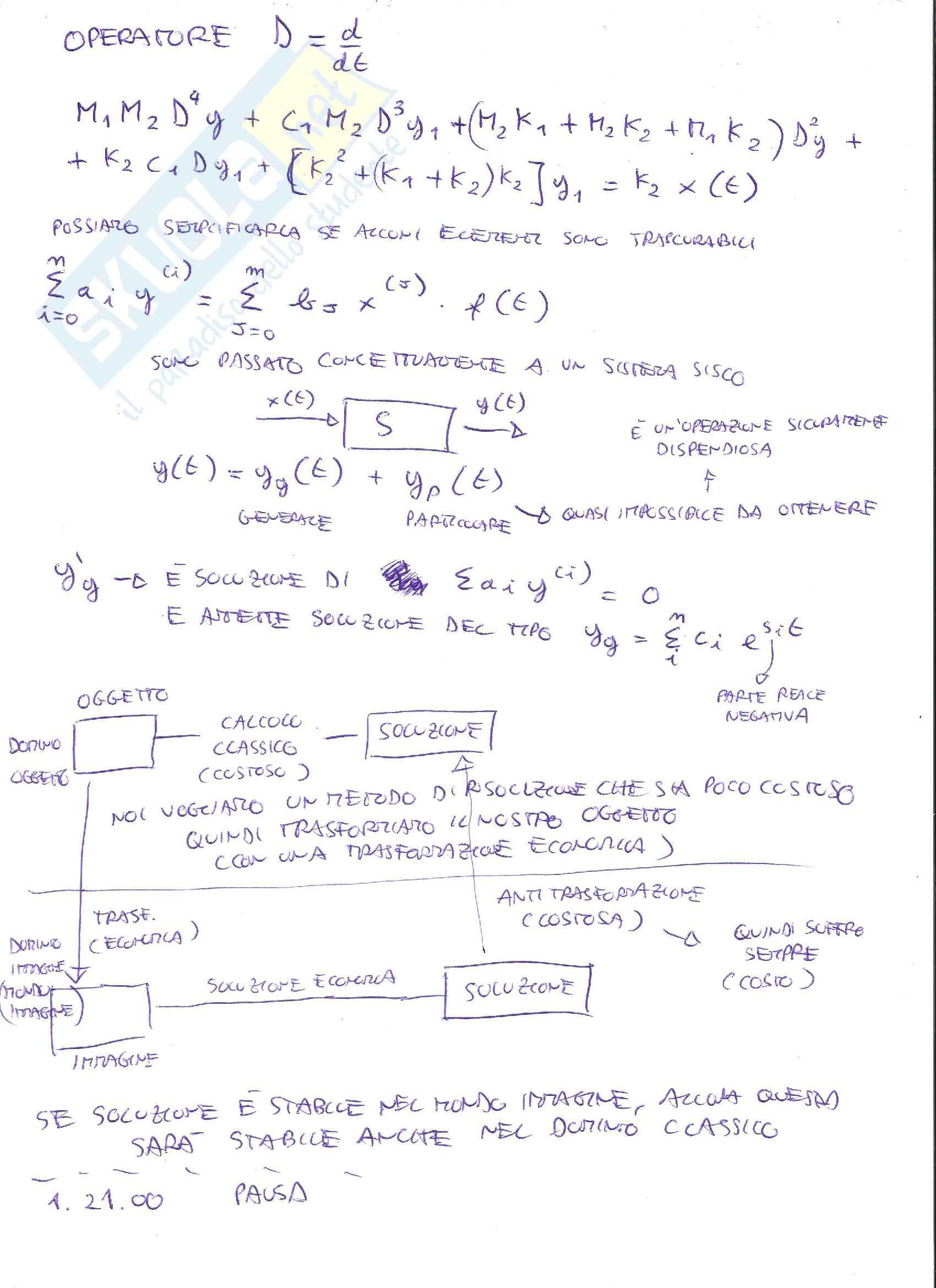 Gestione dei Sistemi Energetici M - Appunti Pag. 6