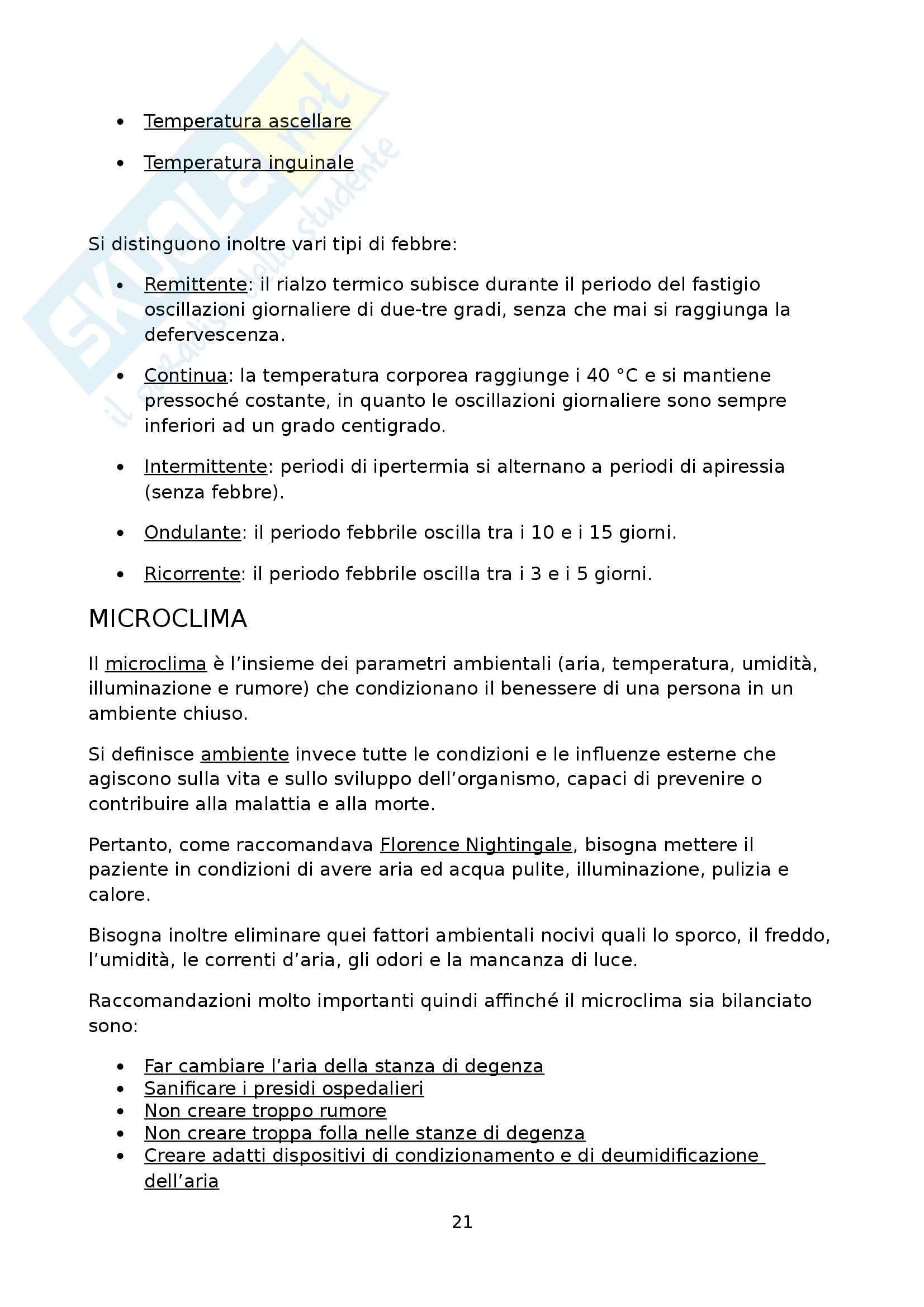 Tirocinio terzo anno - Relazione Pag. 21