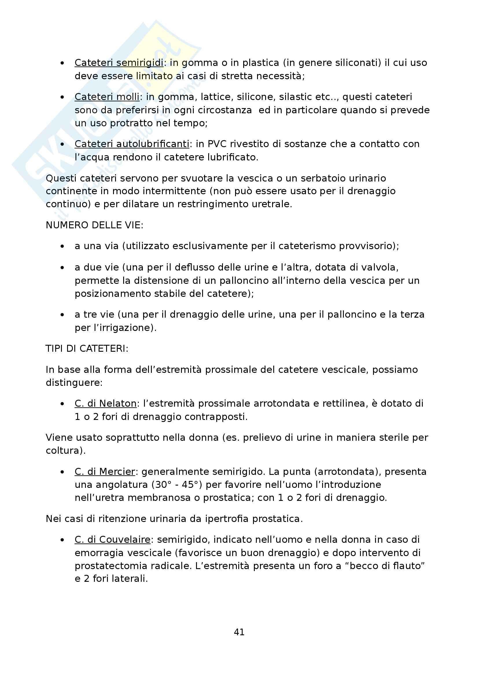 Tirocinio terzo anno - Relazione Pag. 41
