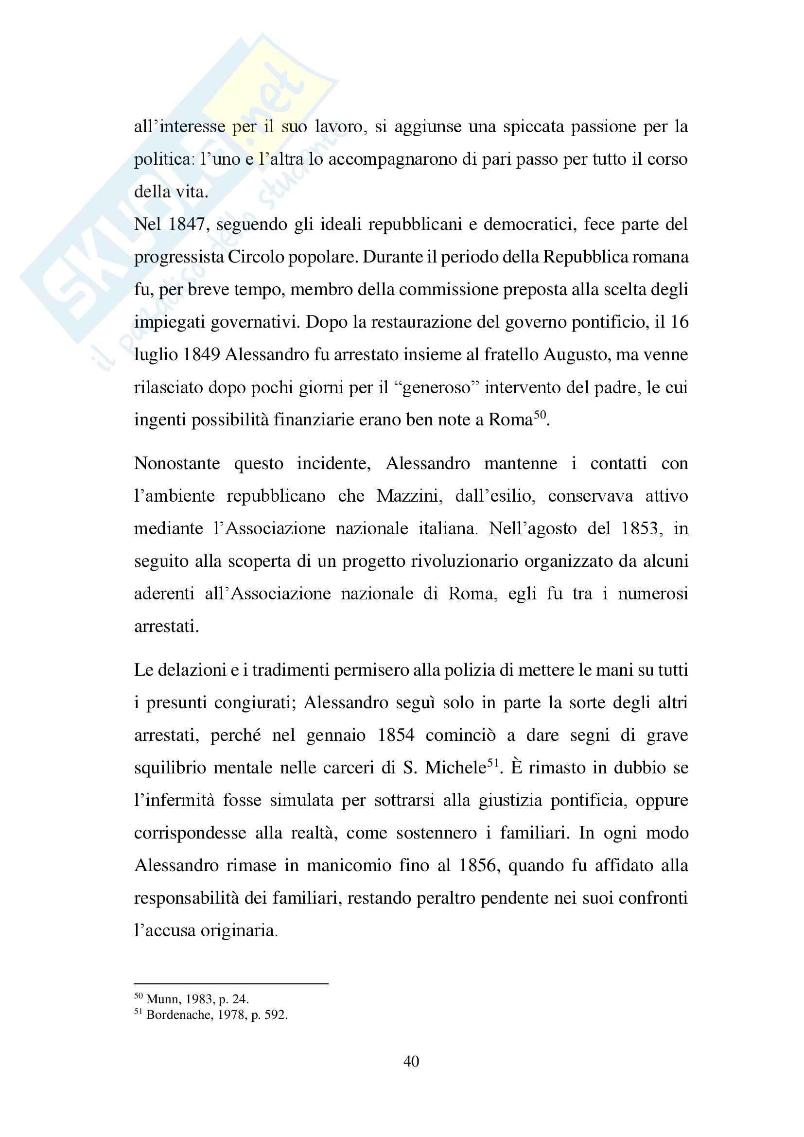 Oreficerie Castellani: Tesi di laurea sull'oreficeria dell'800 storia e tecniche artistiche Pag. 41