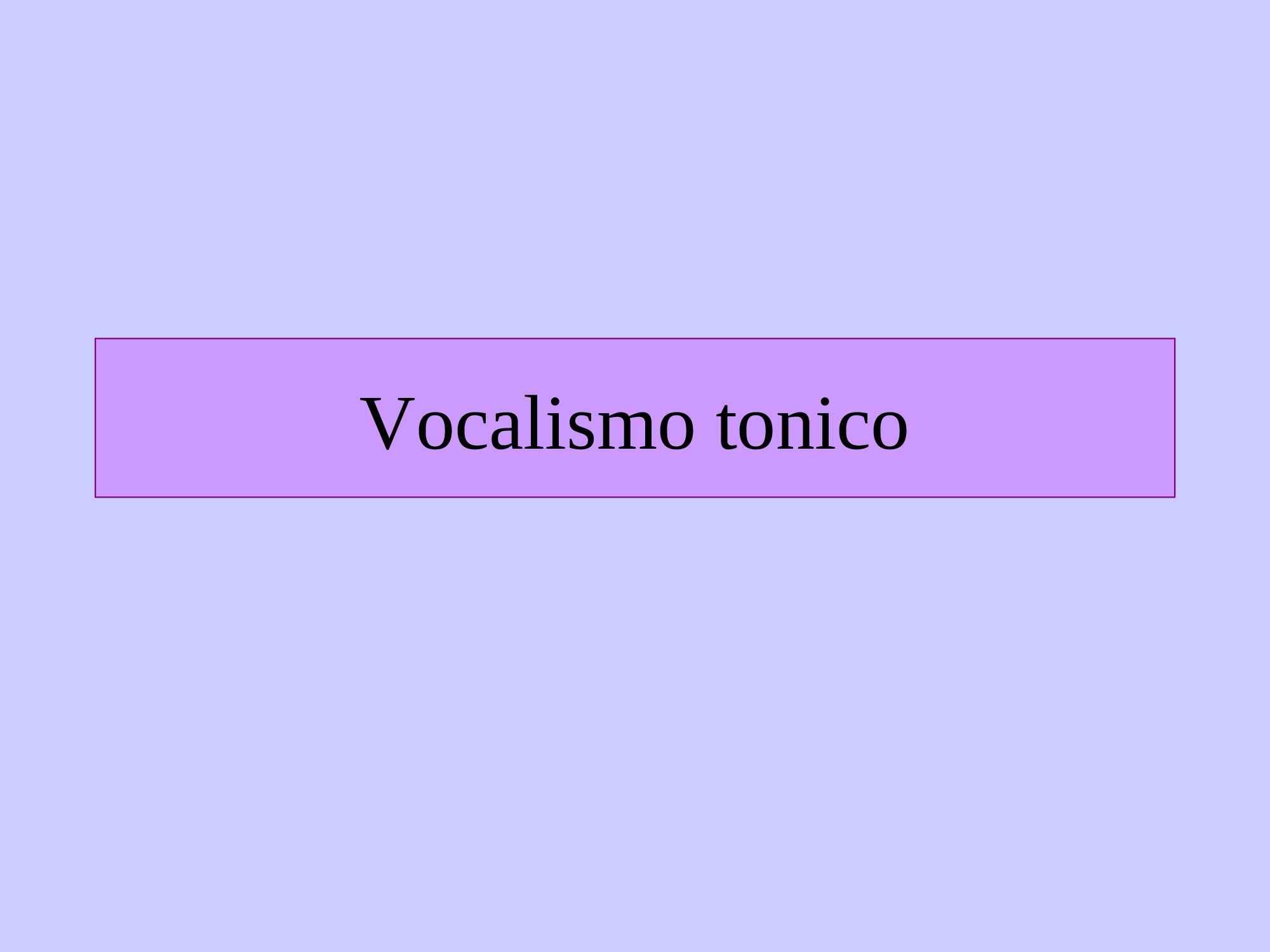 Fonetica delle lingue romanze