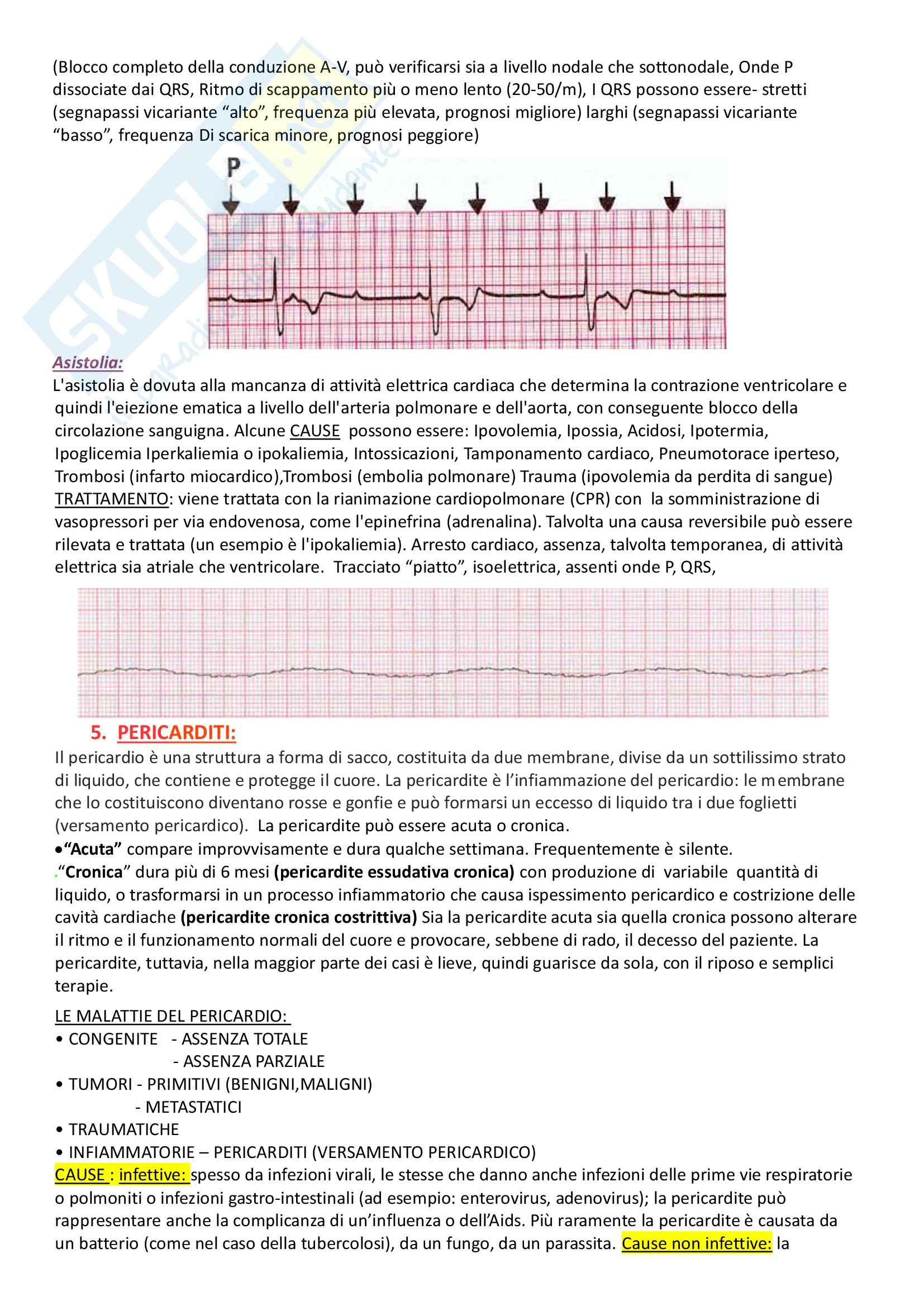 Appunti cardiologia Pag. 16