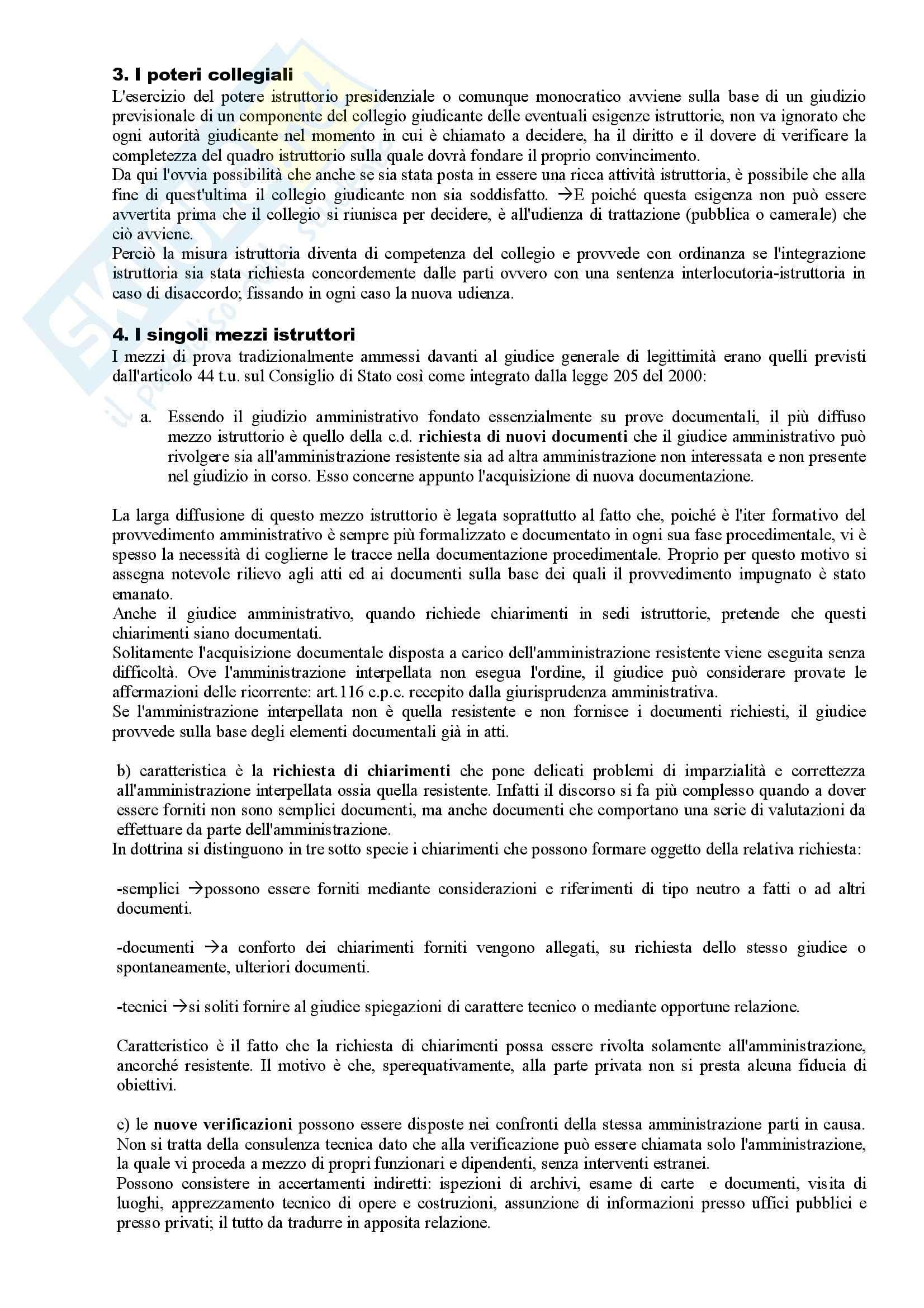 Riassunto esame Diritto Amministrativo, prof. Apicella, libro consigliato Sistema di Giustizia Amministrativa, Saitta Pag. 36