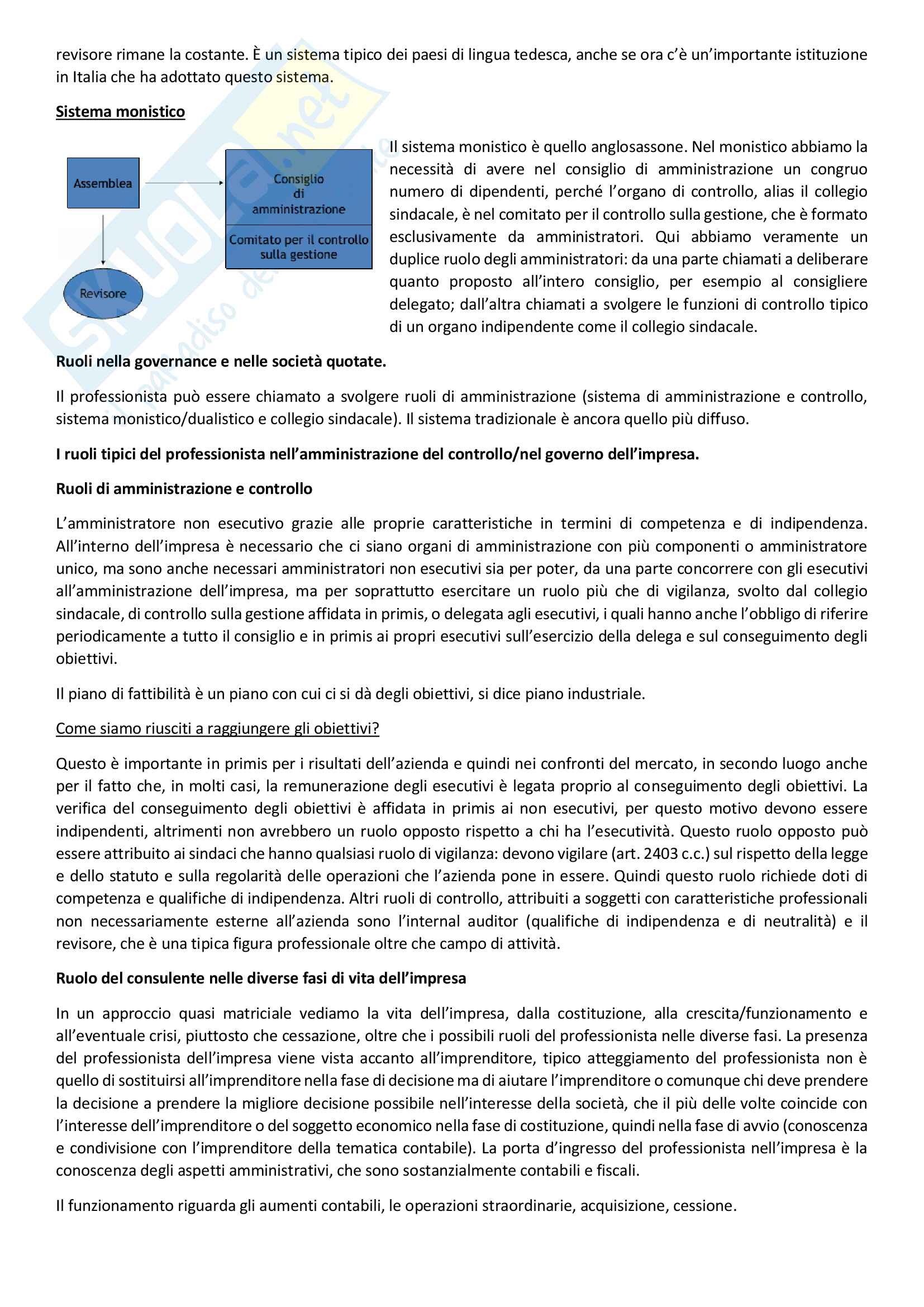 Appunti di Tecnica Professionale Pag. 11