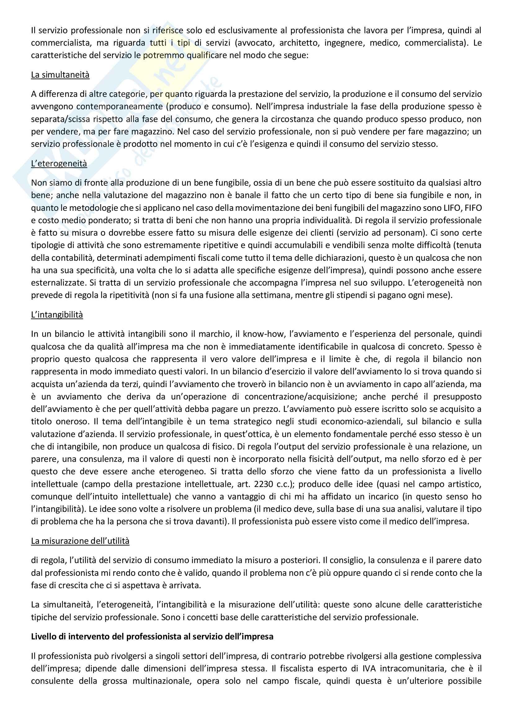 Appunti di Tecnica Professionale Pag. 2