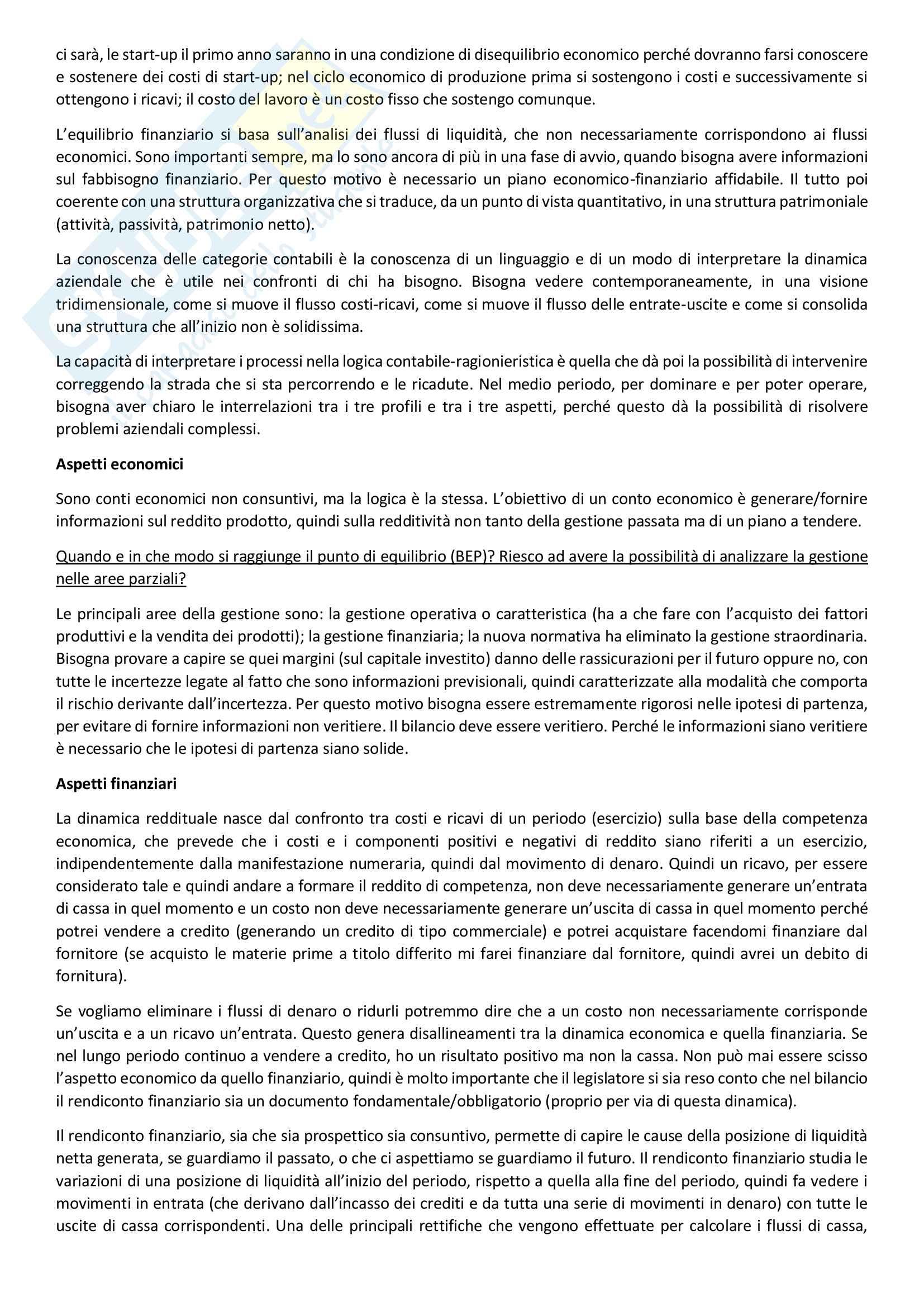 Appunti di Tecnica Professionale Pag. 21