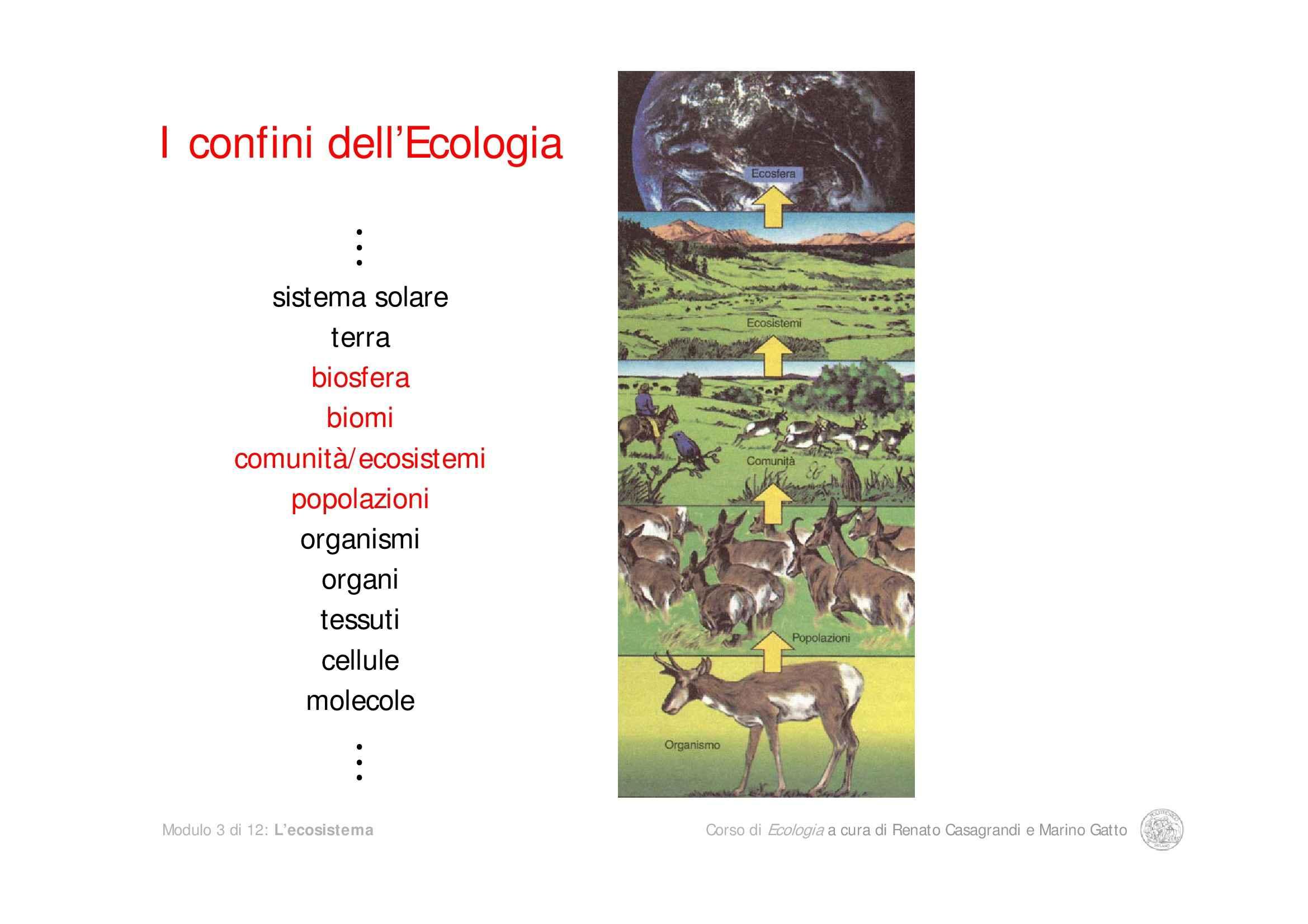 Bioma ed ecosistema