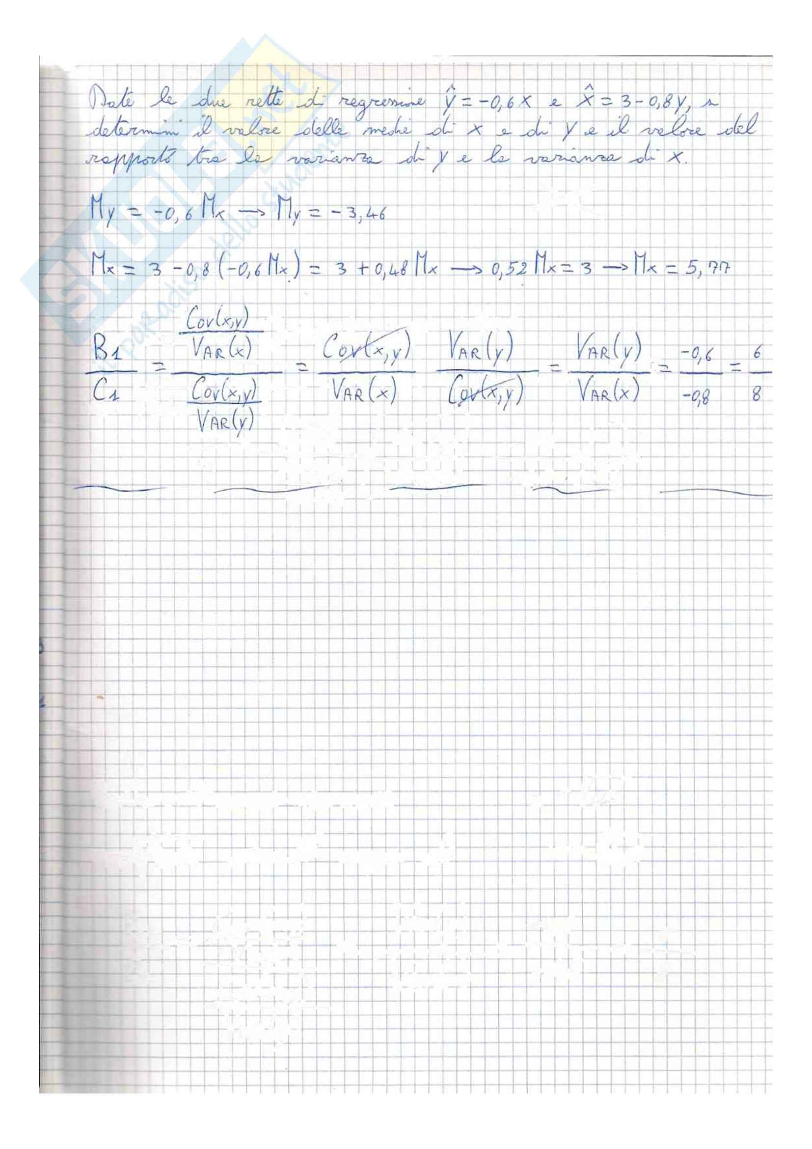 Esercitazione, Statistica Pag. 56