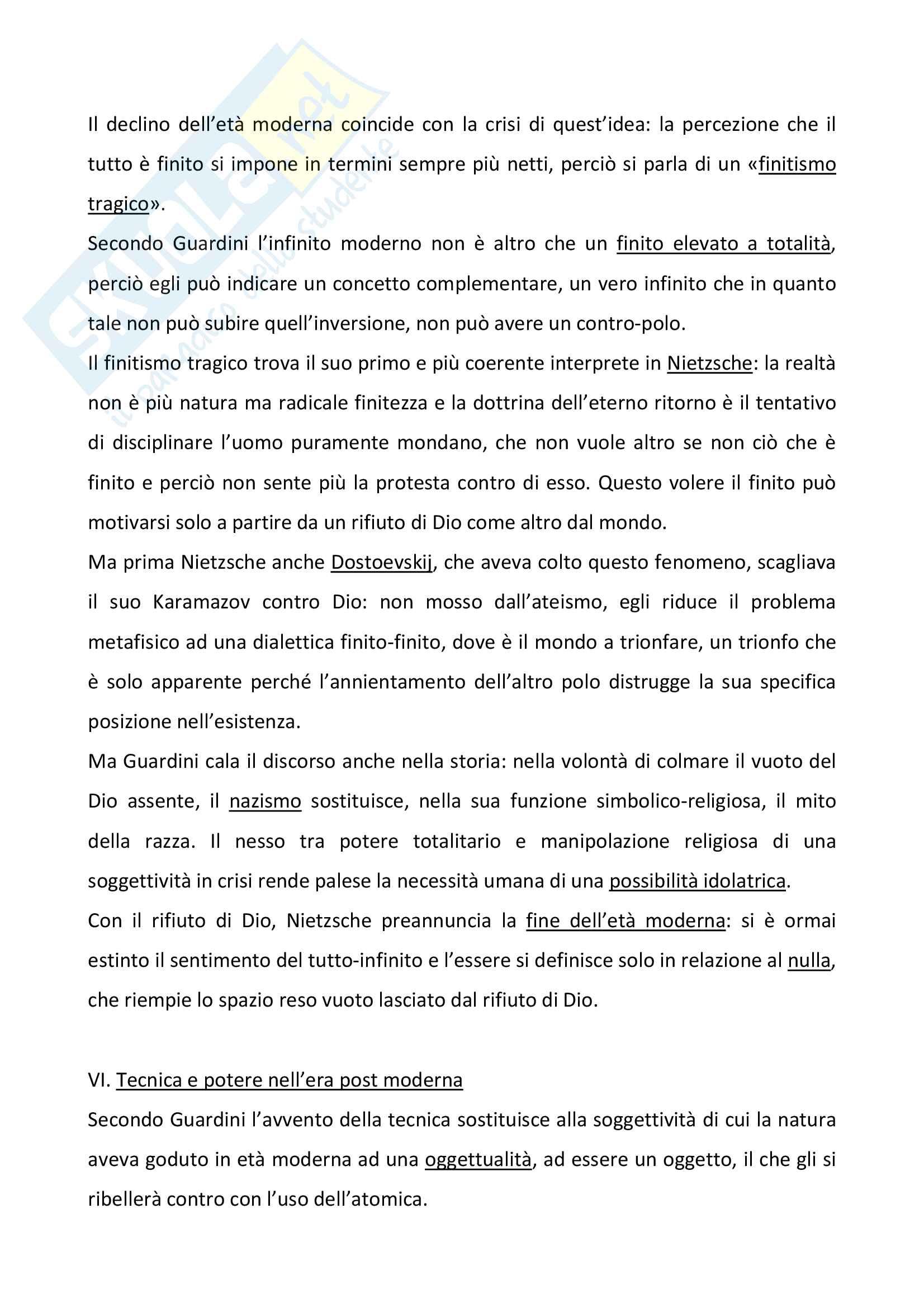 Istituzioni di filosofia morale, Appunti - Massimo Borghesi Pag. 11
