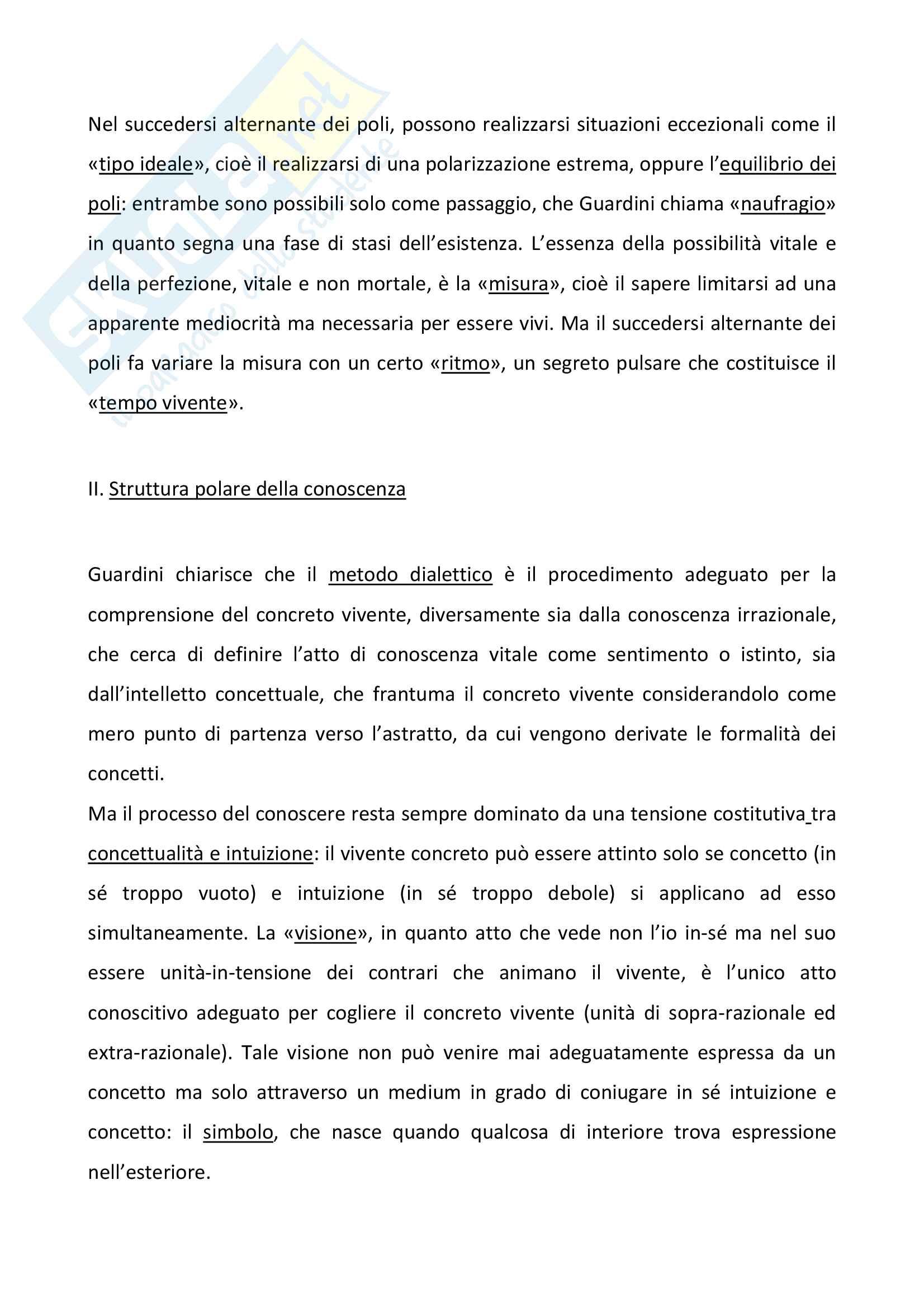 Istituzioni di filosofia morale, Appunti - Massimo Borghesi Pag. 6