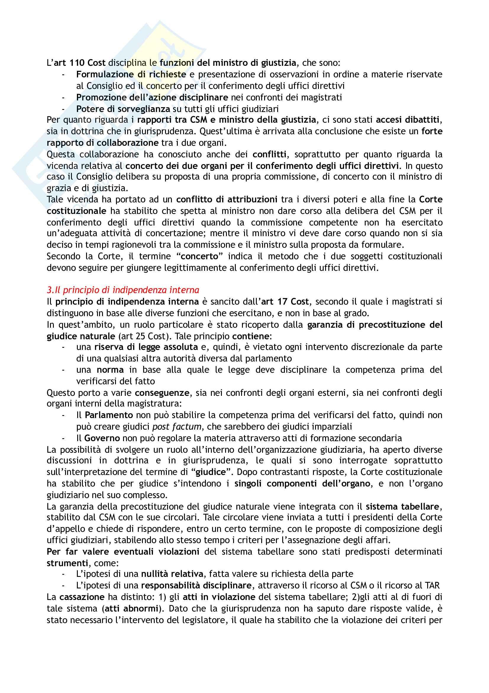 Riassunto esame Diritto costituzionale, prof. Tartaglia Polcini, libro consigliato Manuale di diritto costituzionale italiano ed europeo, Romboli Pag. 21